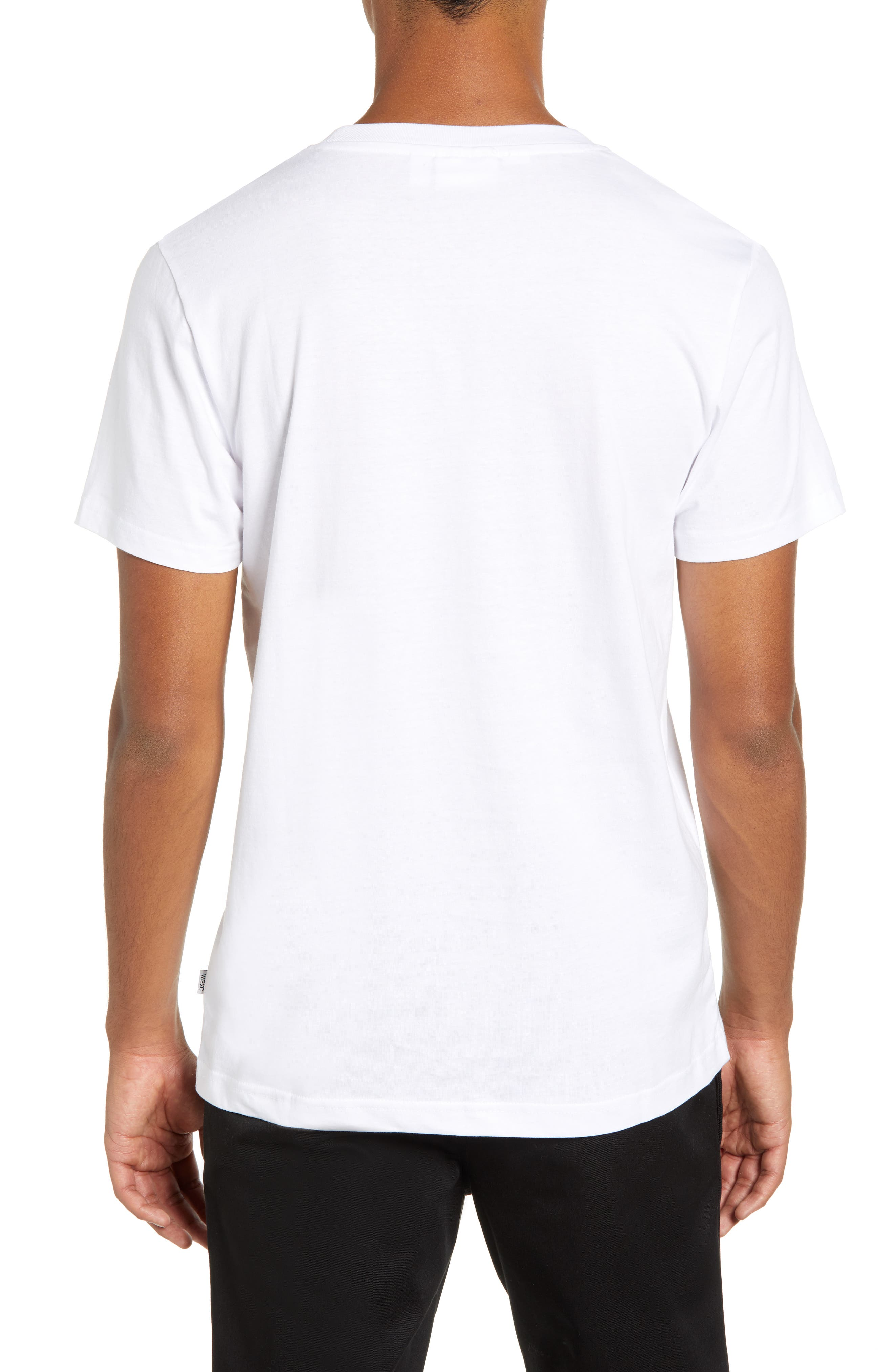 Max Old People Graphic T-Shirt,                             Alternate thumbnail 2, color,                             WHITE