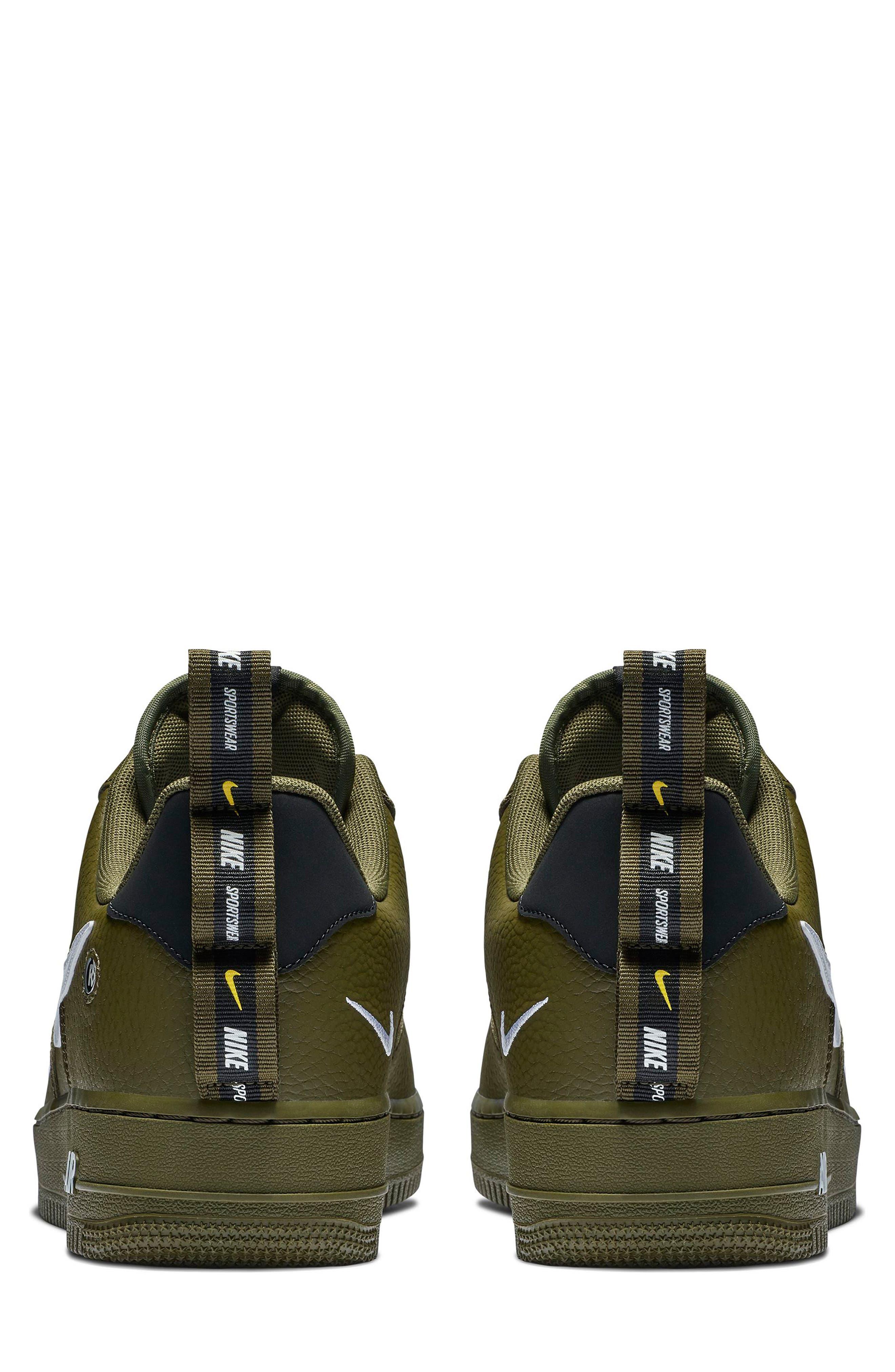 Air Force 1 '07 LV8 Utility Sneaker,                             Alternate thumbnail 2, color,                             300
