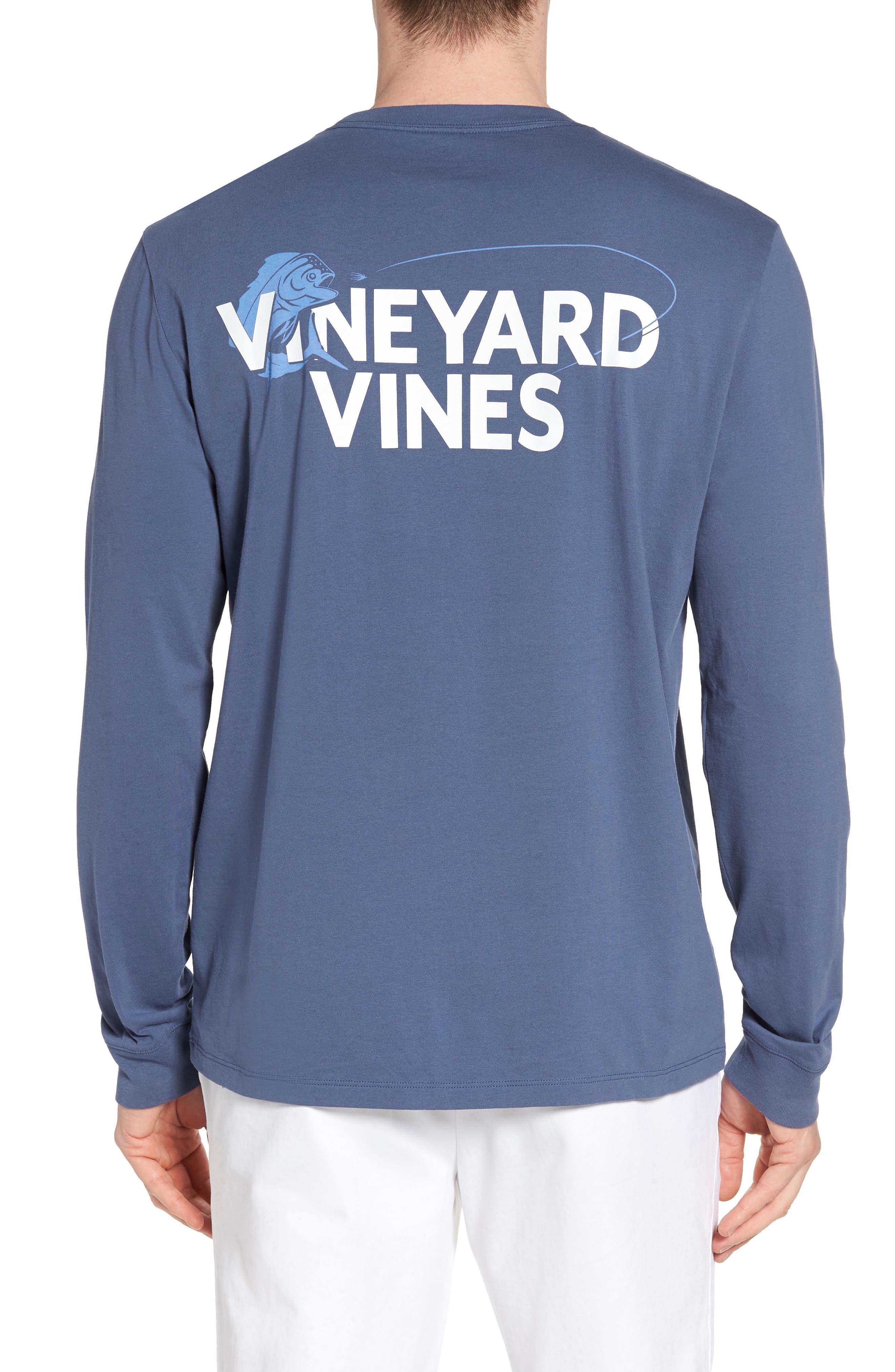Mahi Long Sleeve T-Shirt,                             Alternate thumbnail 2, color,                             461