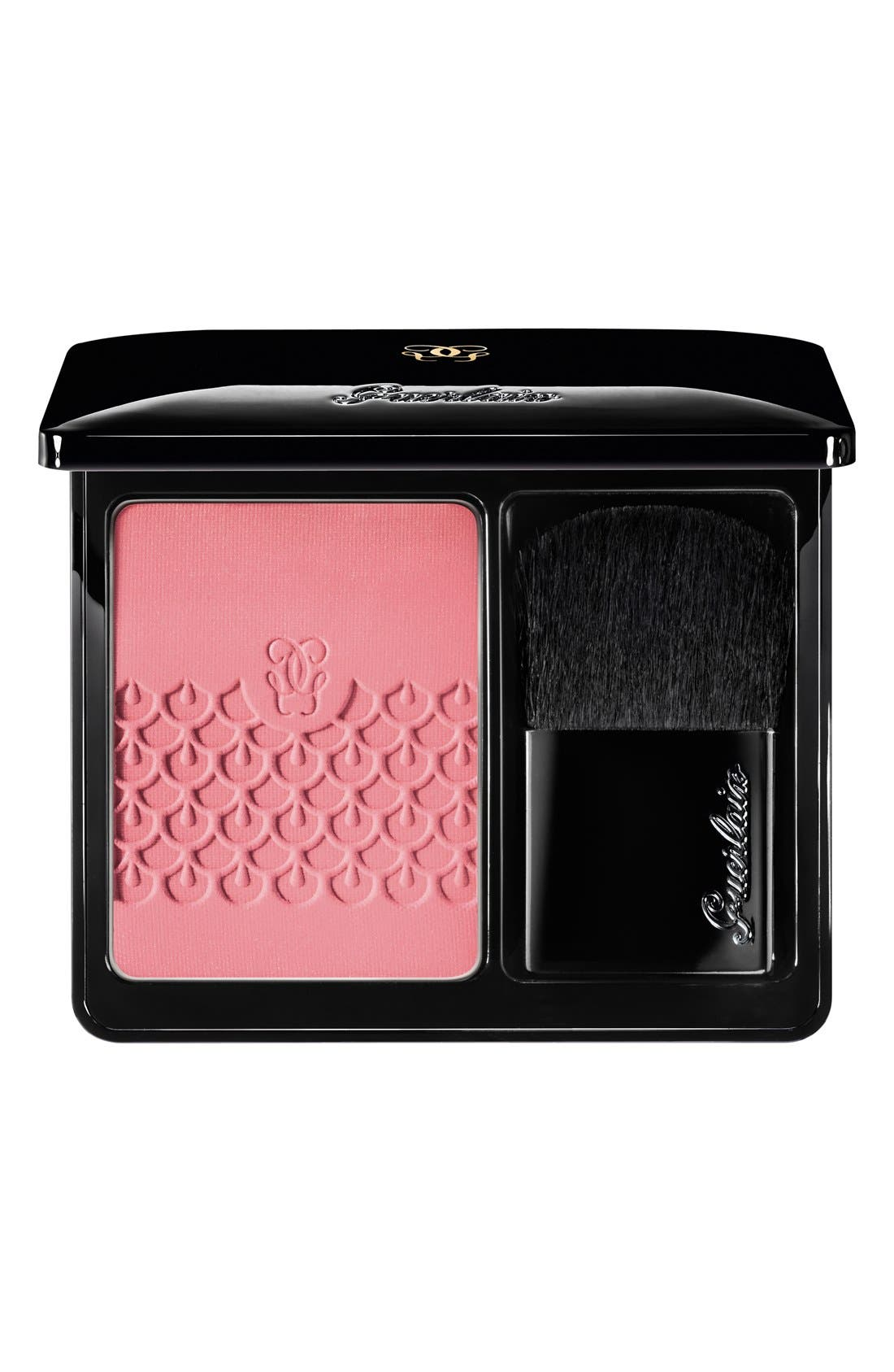Bloom of Rose - Rose aux Joues Blush,                         Main,                         color, 01 MORNING ROSE