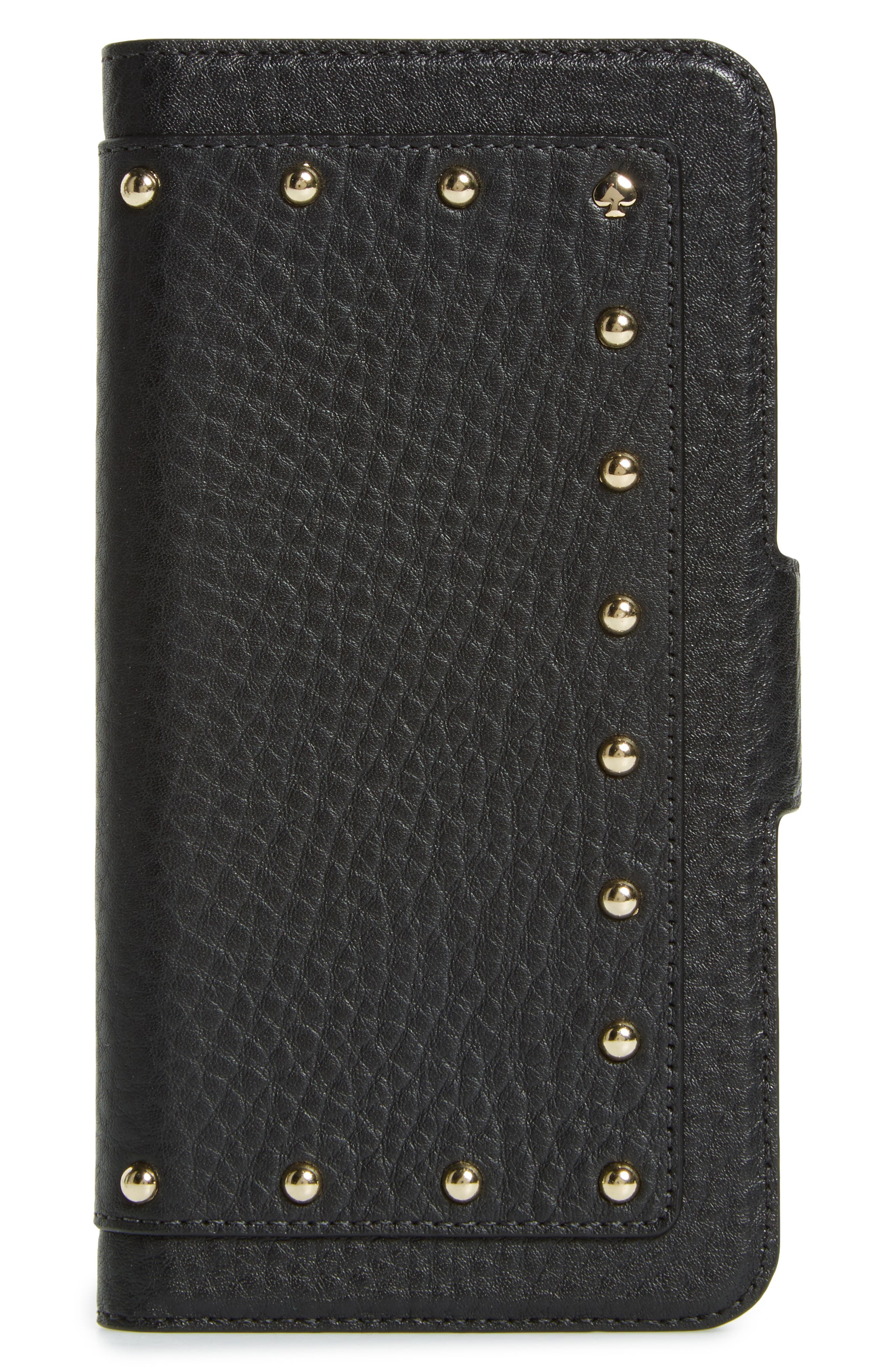embellished iPhone 7/8 & 7/8 Plus case,                         Main,                         color,
