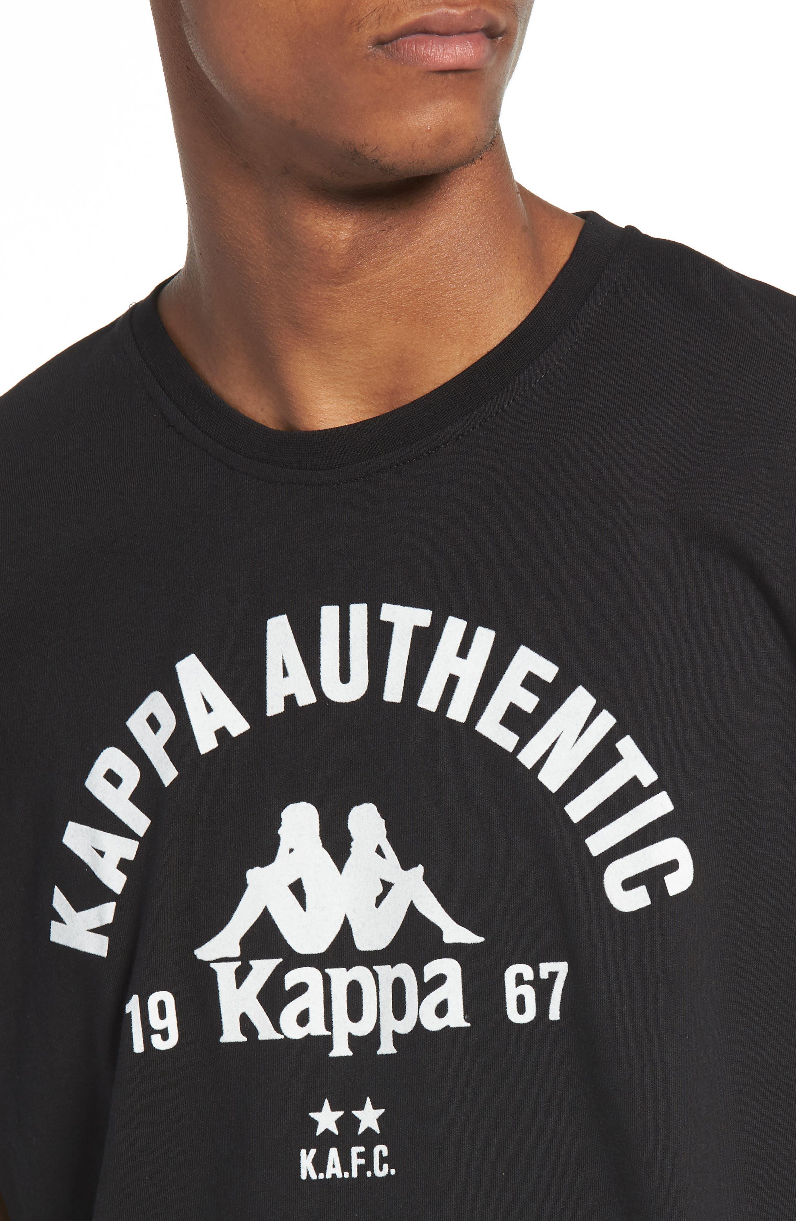 Authentic Graphic T-Shirt,                             Alternate thumbnail 4, color,                             001