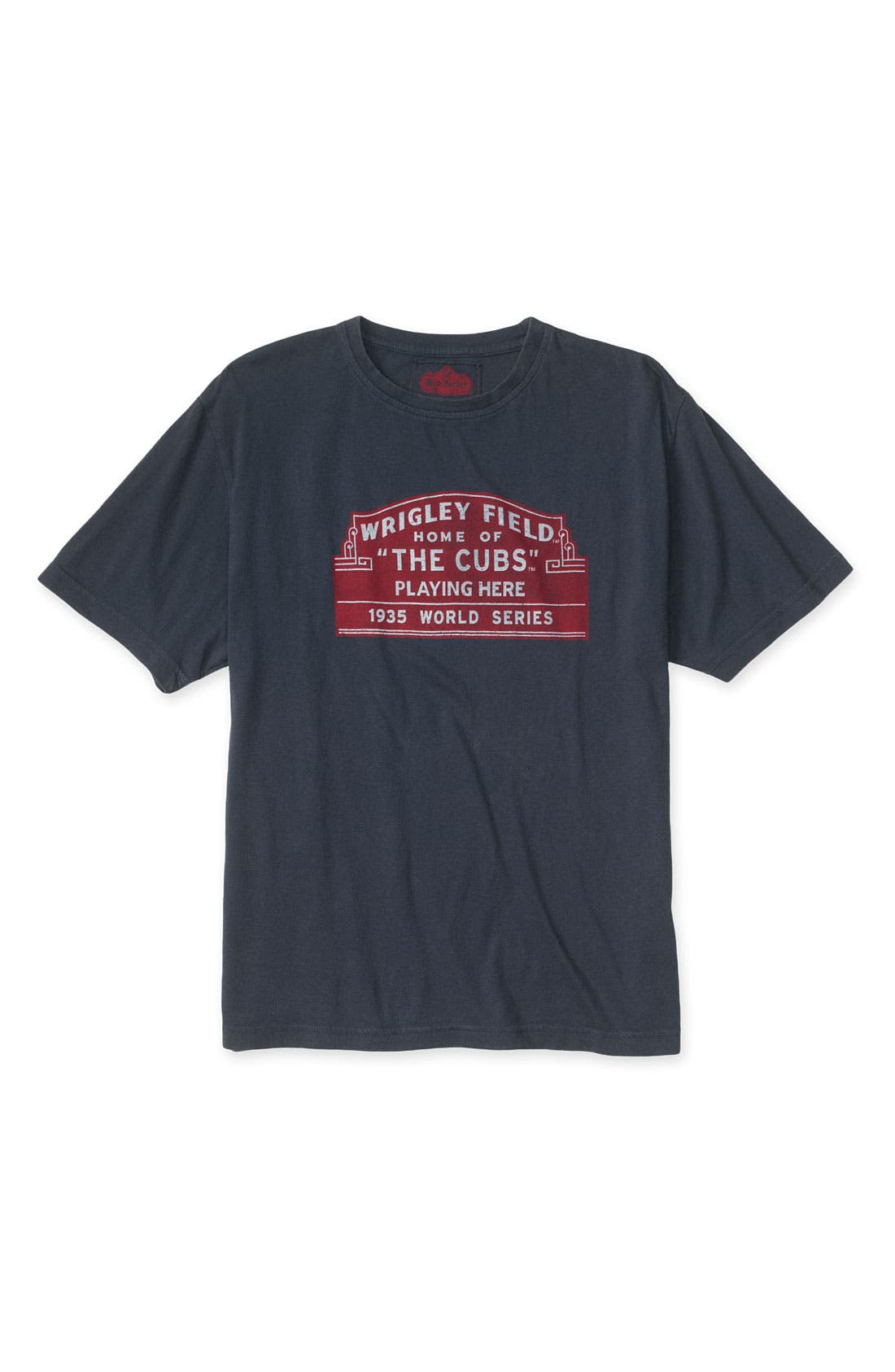 'Texas Rangers' Regular Fit Crewneck T-Shirt,                             Main thumbnail 38, color,