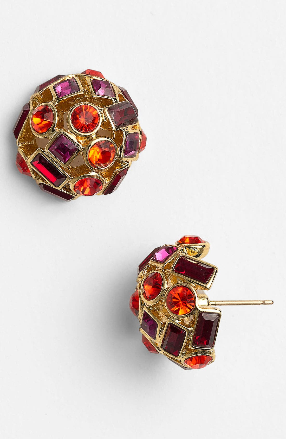 'kaleidoball' stud earrings,                             Main thumbnail 1, color,