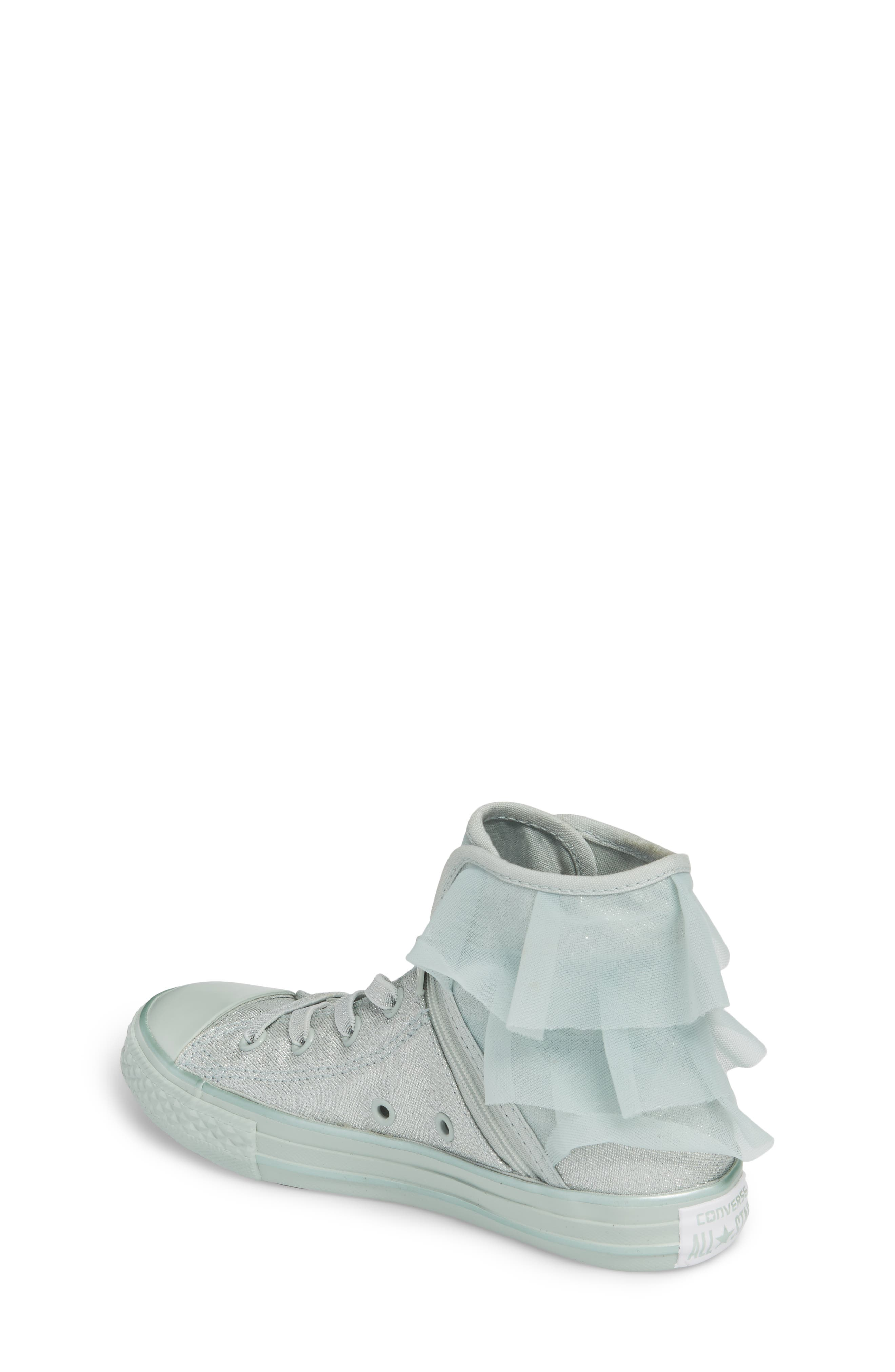 All Star<sup>®</sup> Mono Shine Party High Top Sneaker,                             Alternate thumbnail 2, color,