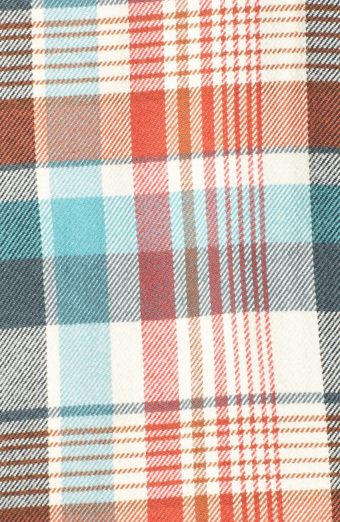 'Fjord' Flannel Shirt,                             Alternate thumbnail 43, color,