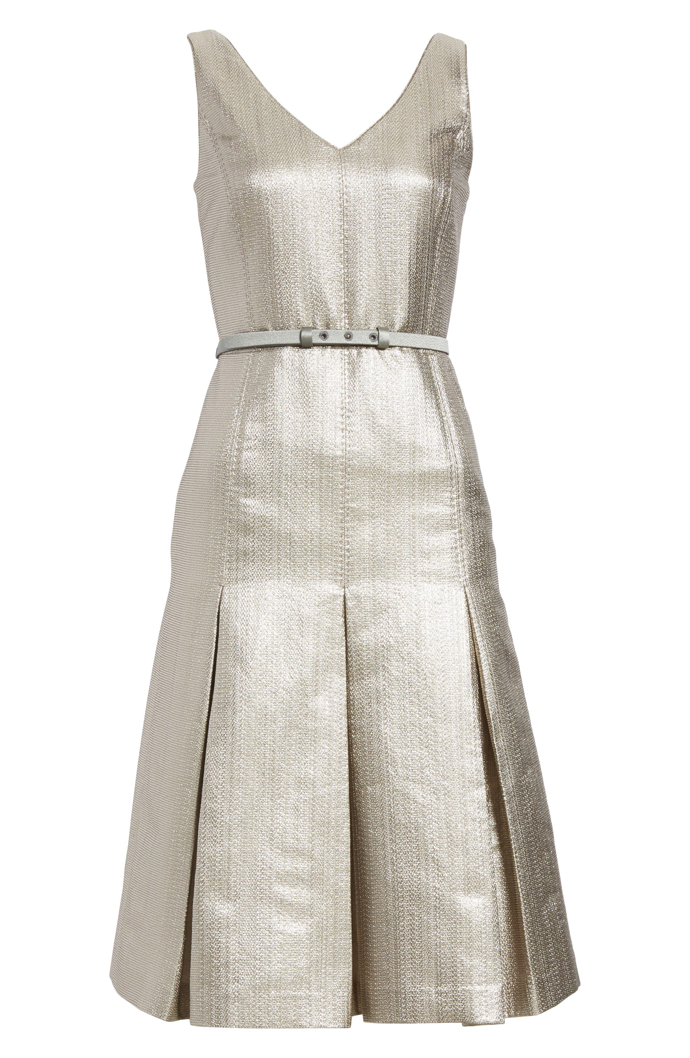 Lois Ceremonial Cloth Dress,                             Alternate thumbnail 6, color,