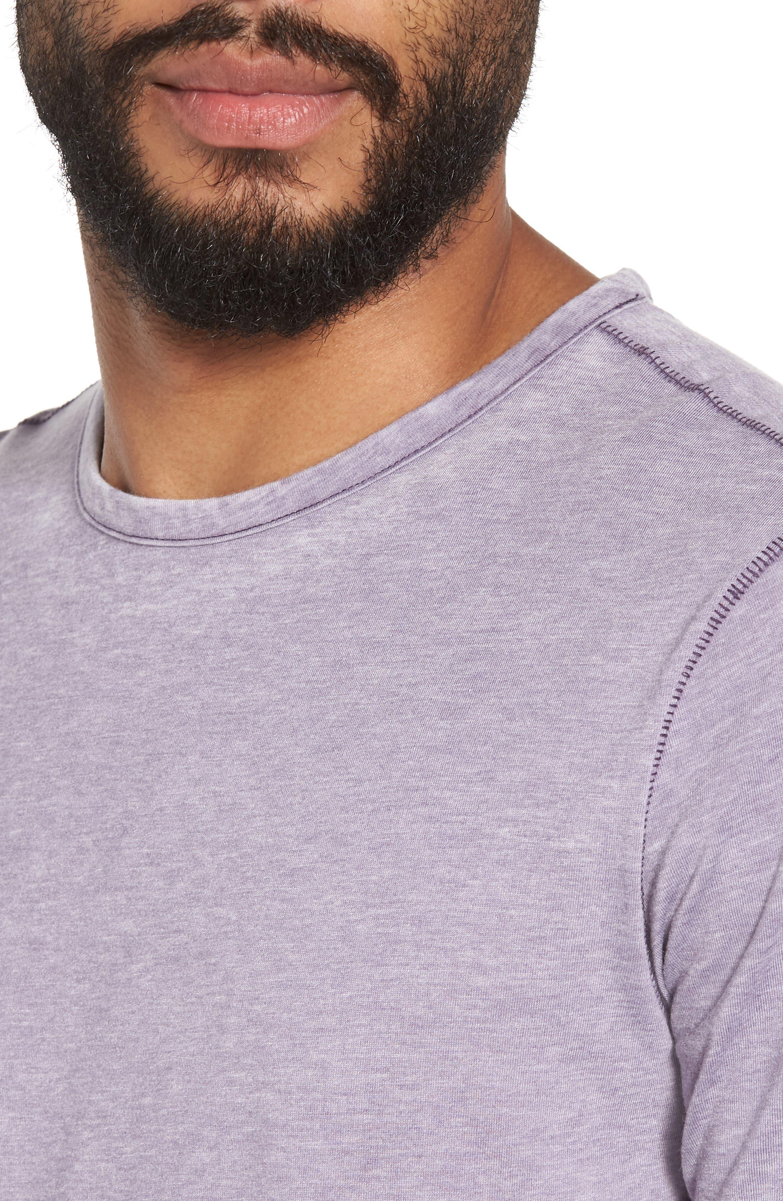 Slim Fit Crewneck T-Shirt,                             Alternate thumbnail 15, color,