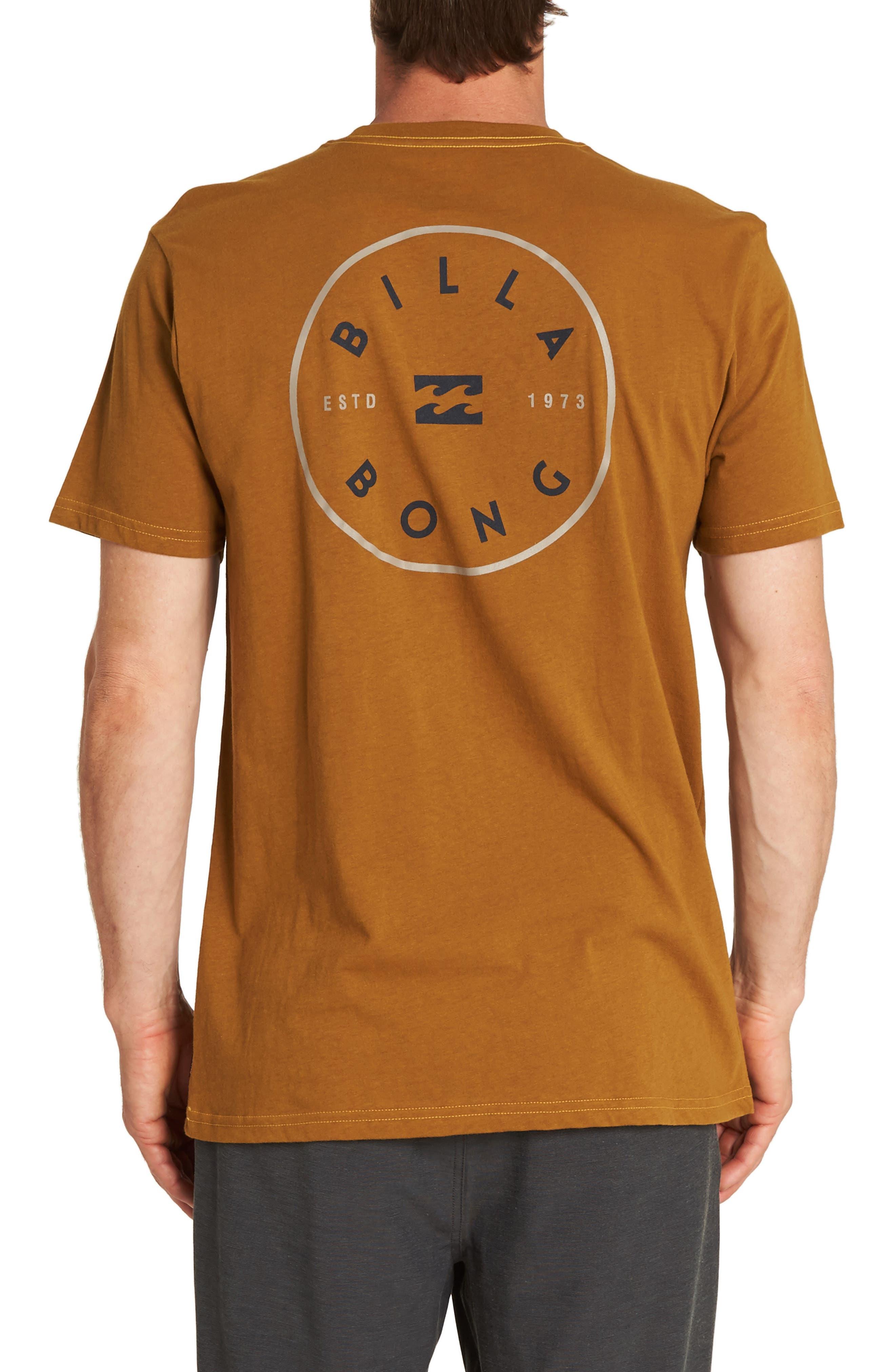 Rotor T-Shirt,                             Alternate thumbnail 2, color,                             DIJON
