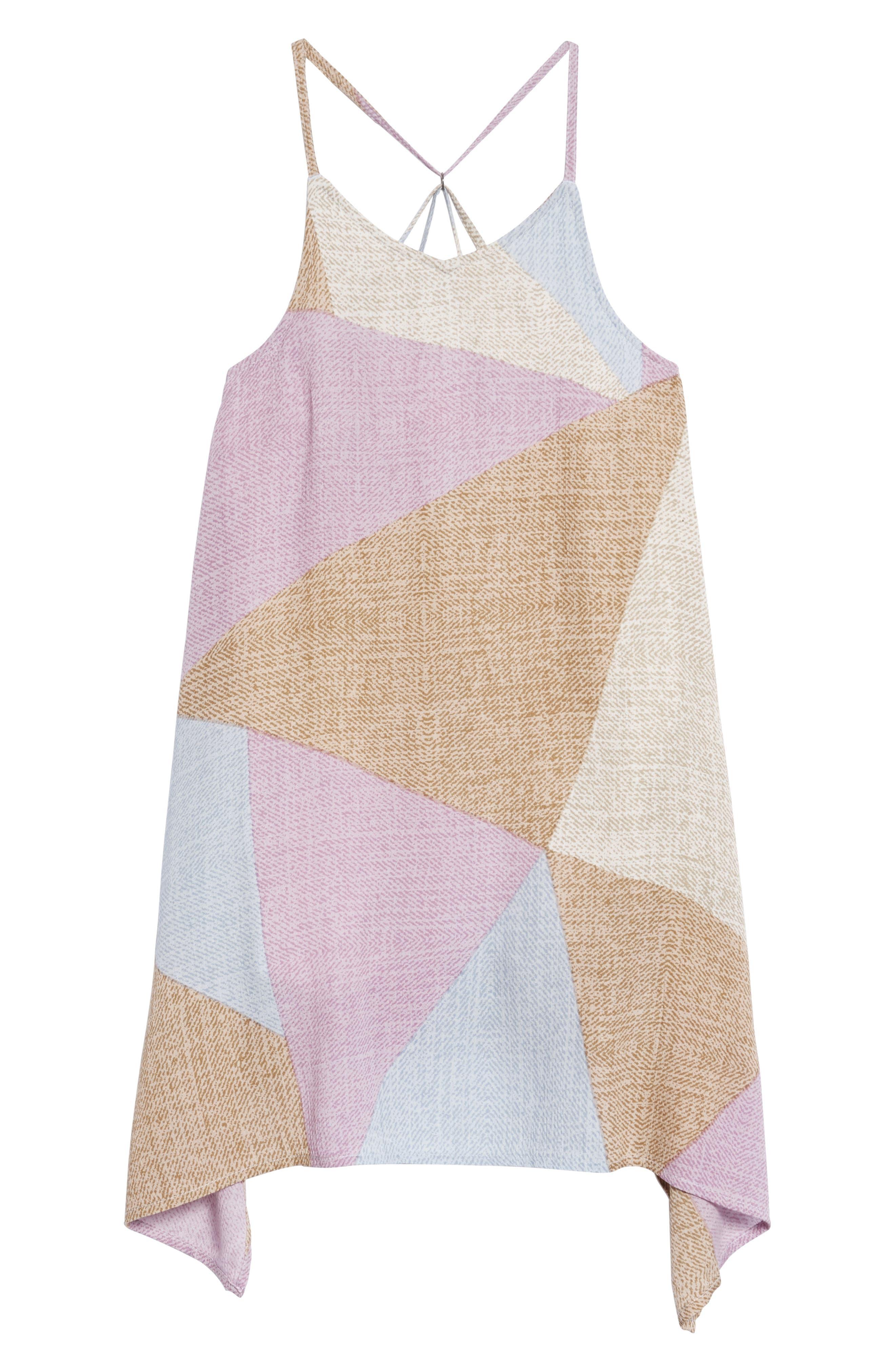 Jones Handkerchief Hem Dress,                             Main thumbnail 1, color,                             804