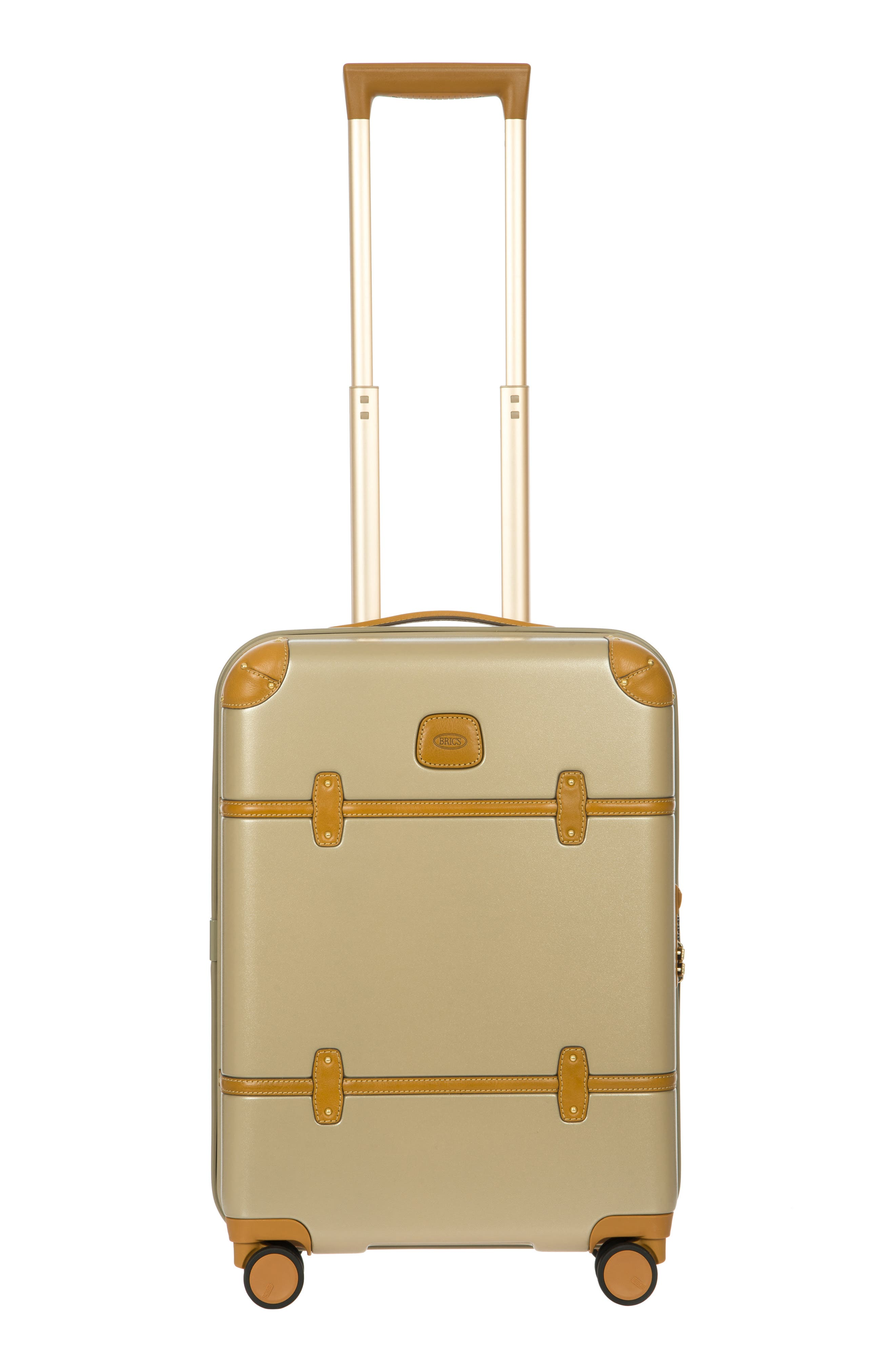 Bellagio 2.0 21-Inch Rolling Carry-On - Metallic in Gold