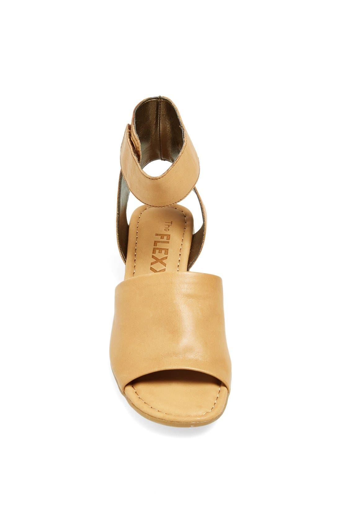 'Beglad' Leather Ankle Strap Sandal,                             Alternate thumbnail 41, color,