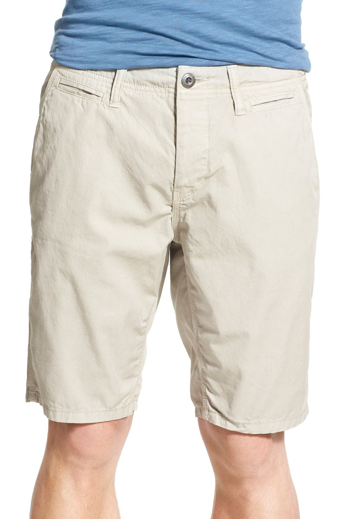 'Napa' Chino Shorts,                             Main thumbnail 4, color,
