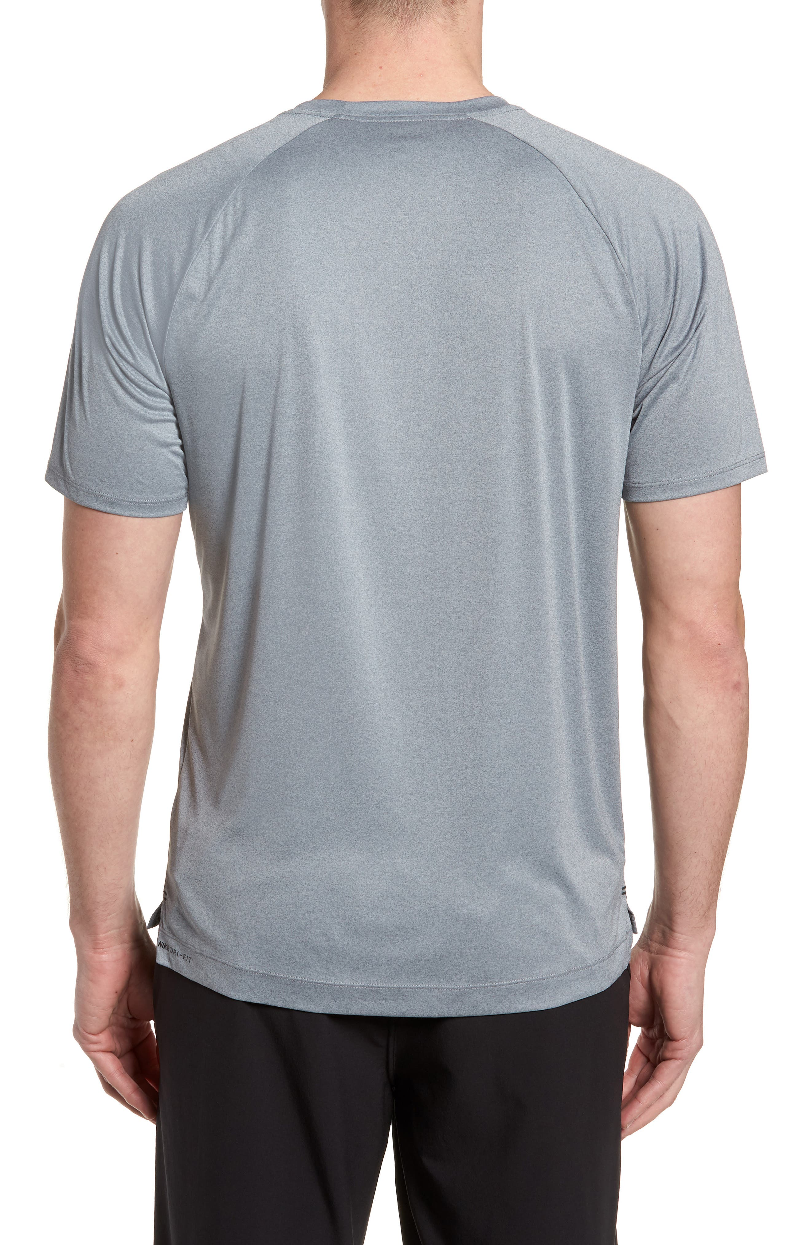 Icon Quick-Dry Surf T-Shirt,                             Alternate thumbnail 4, color,