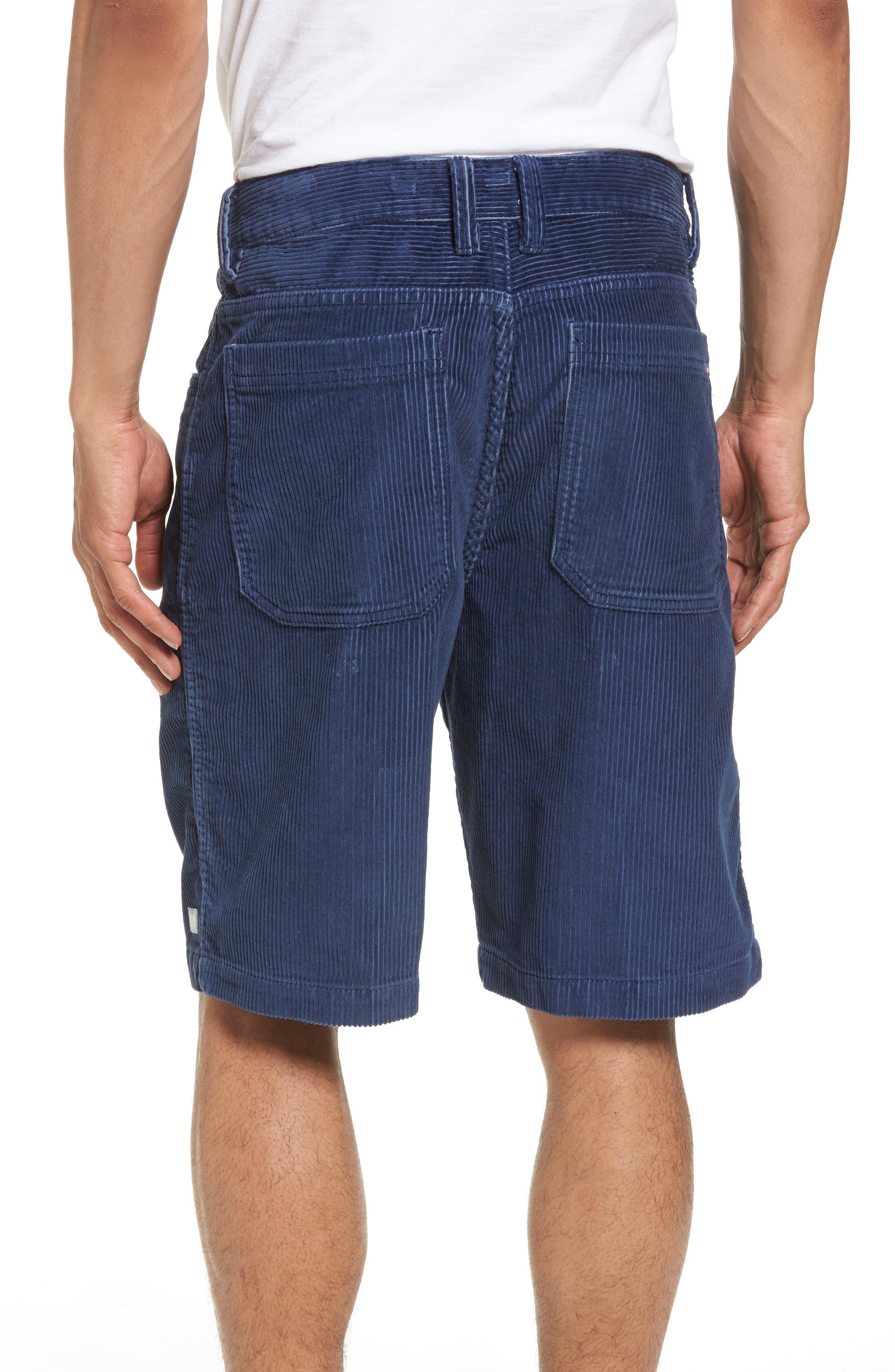 Kordo Corduroy Walking Shorts,                             Alternate thumbnail 2, color,                             410