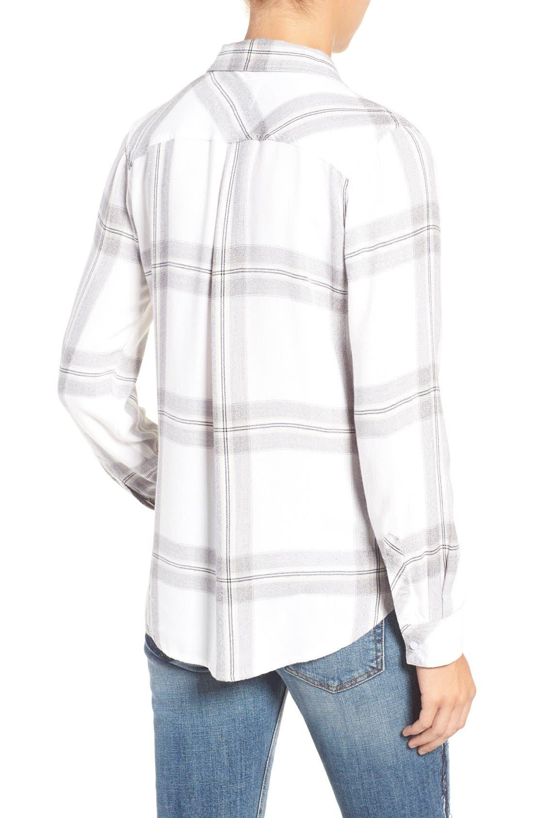 Hunter Plaid Shirt,                             Alternate thumbnail 240, color,