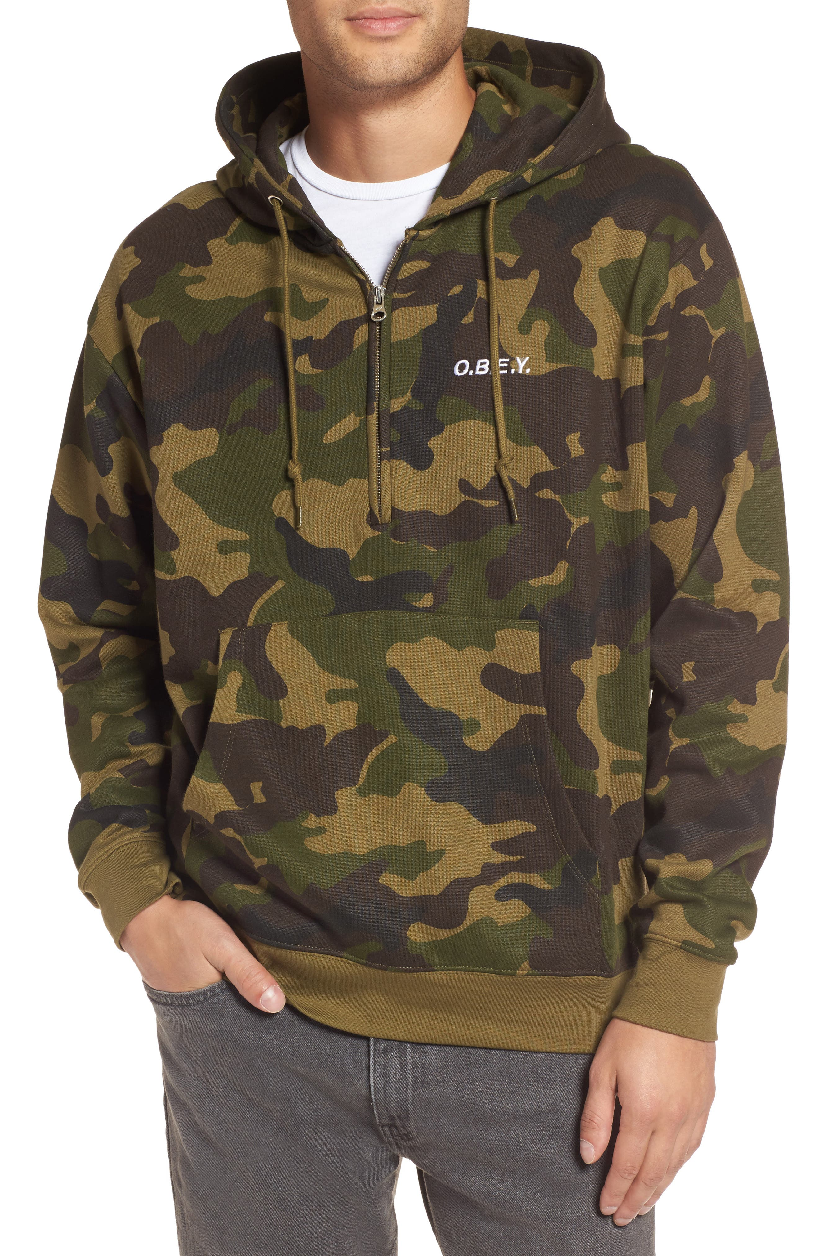 Ennet Hooded Pullover,                             Main thumbnail 2, color,