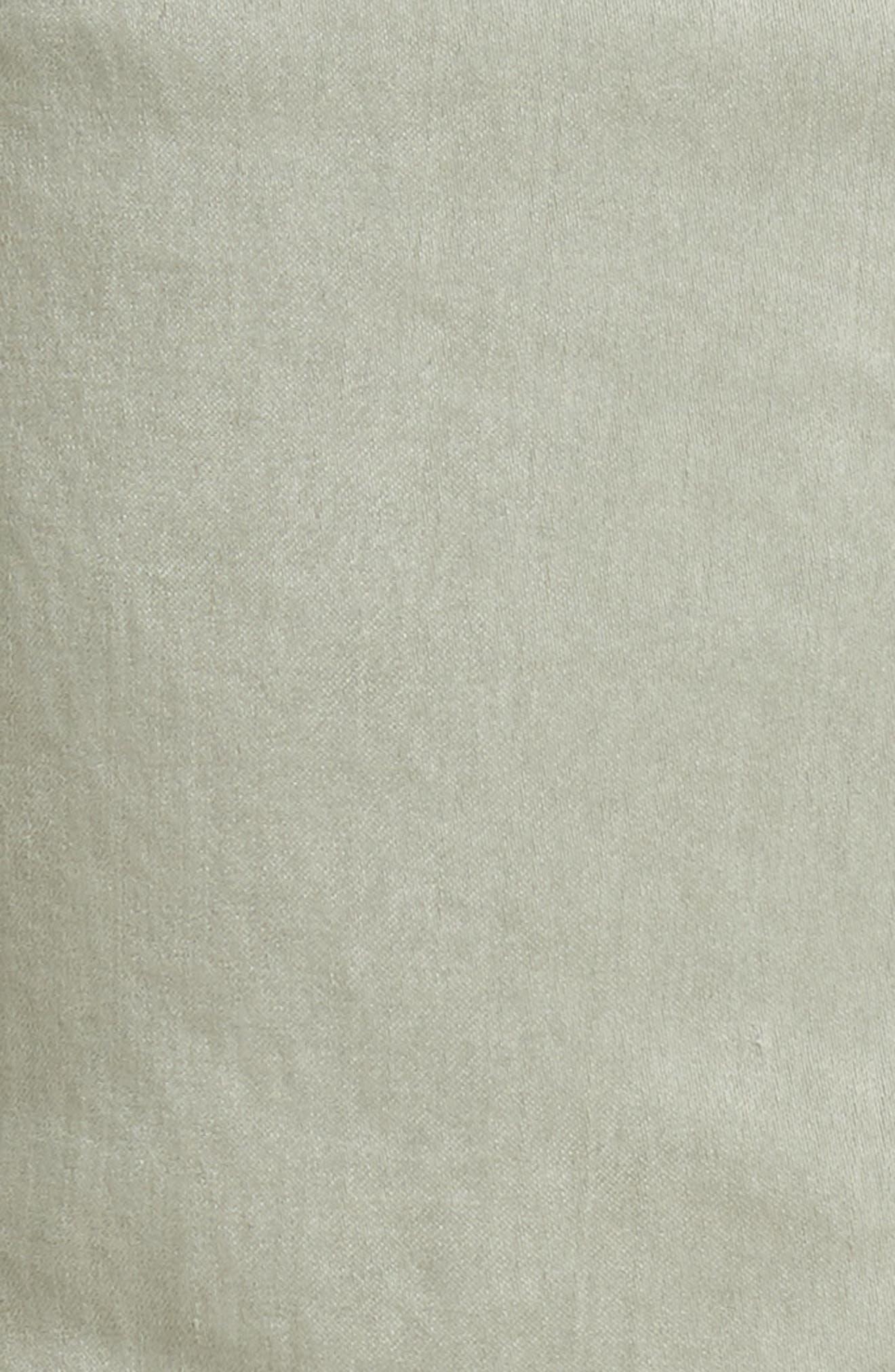 Slim Fit Washed Five-Pocket Pants,                             Alternate thumbnail 18, color,