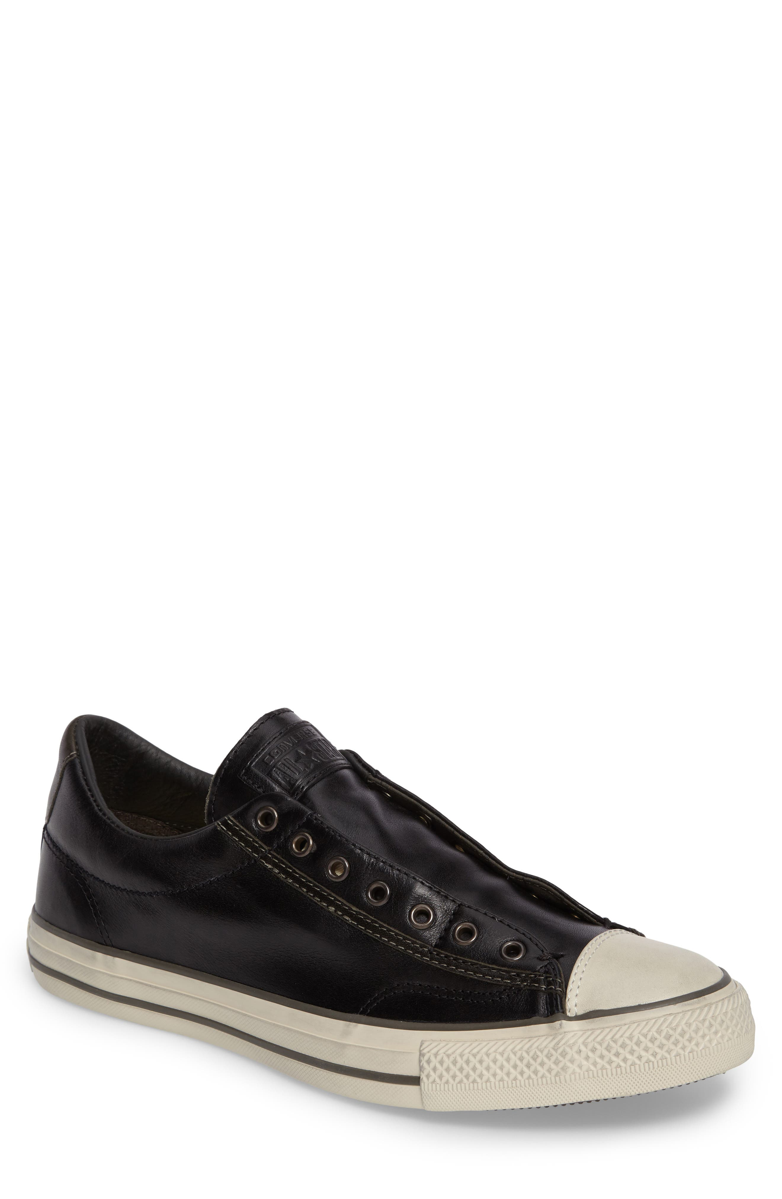 by John Varvatos Sneaker,                             Main thumbnail 1, color,                             001