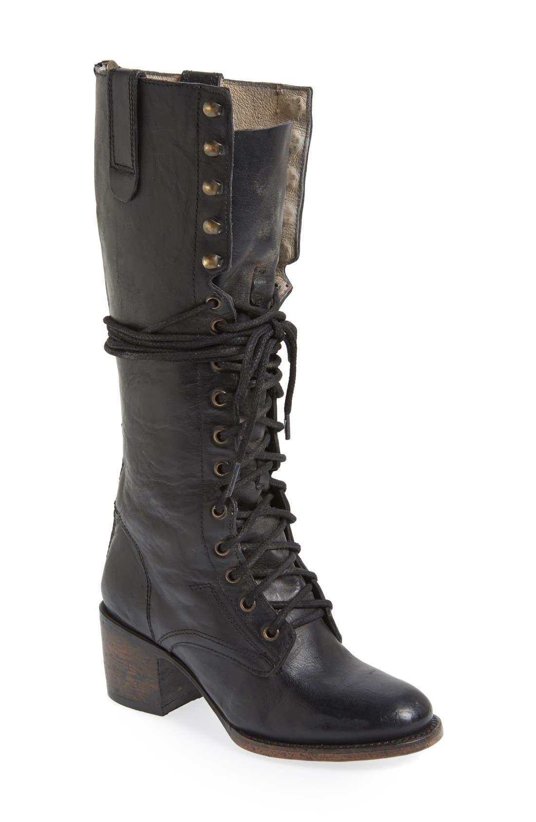 'Grany' Boot,                             Main thumbnail 1, color,                             001