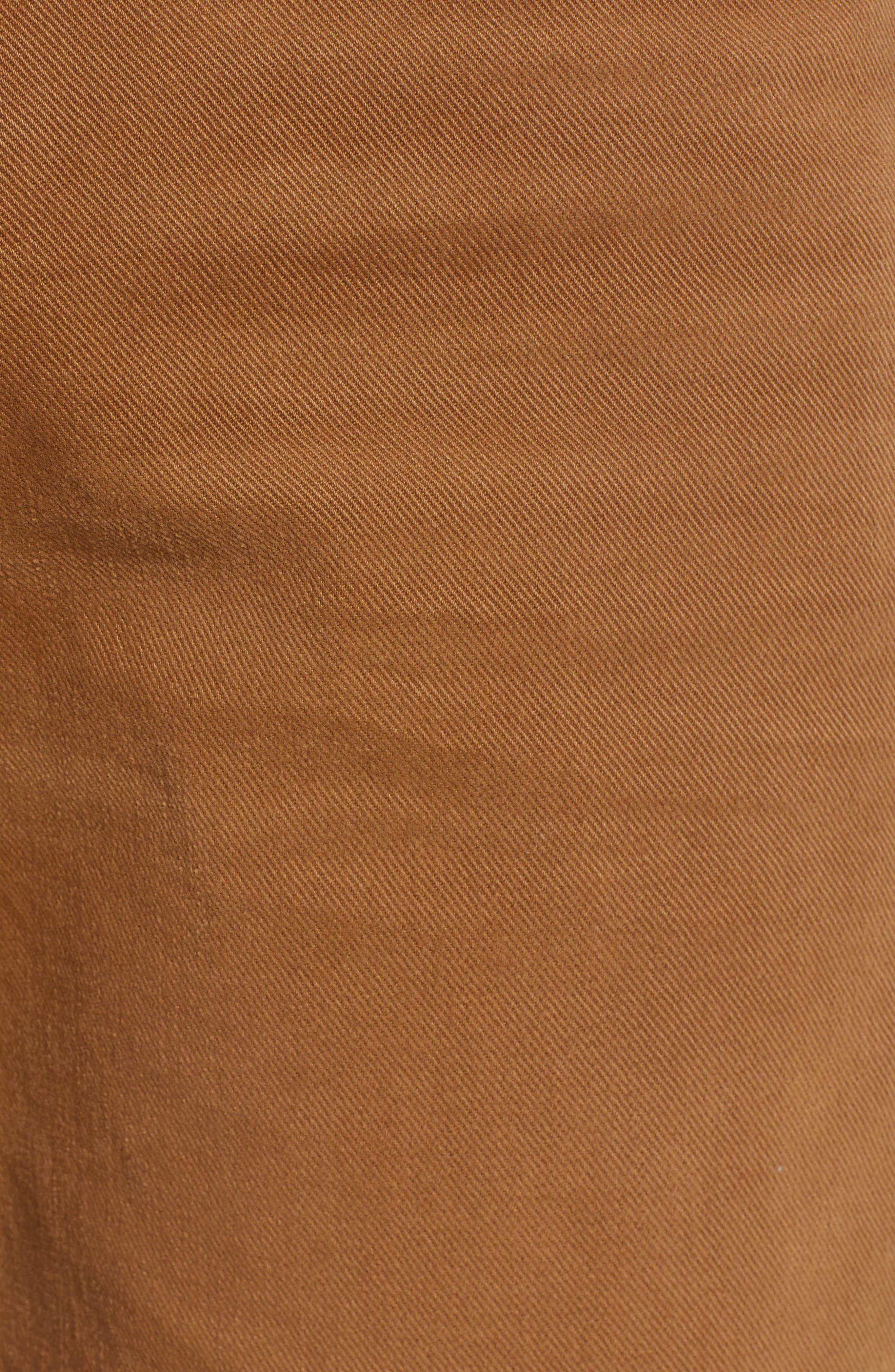 WRANGLER,                             Greensboro Straight Leg Pants,                             Alternate thumbnail 5, color,                             BISCUIT