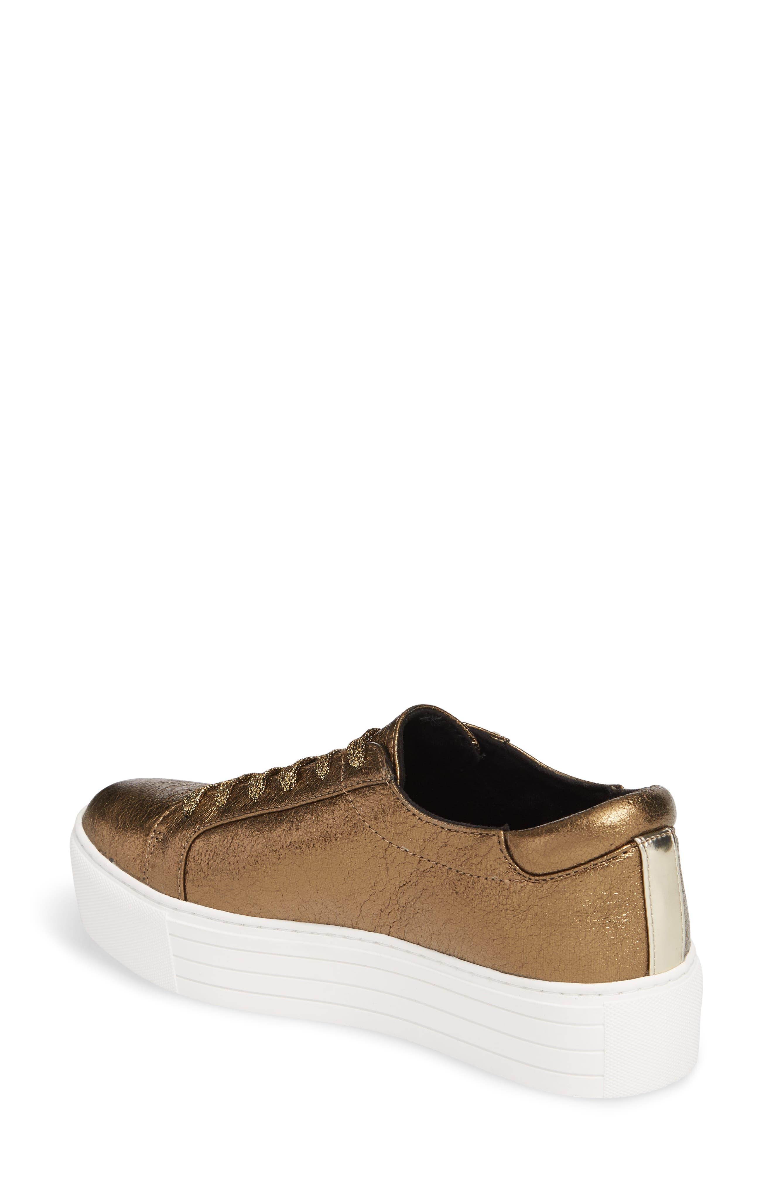 Abbey Platform Sneaker,                             Alternate thumbnail 23, color,