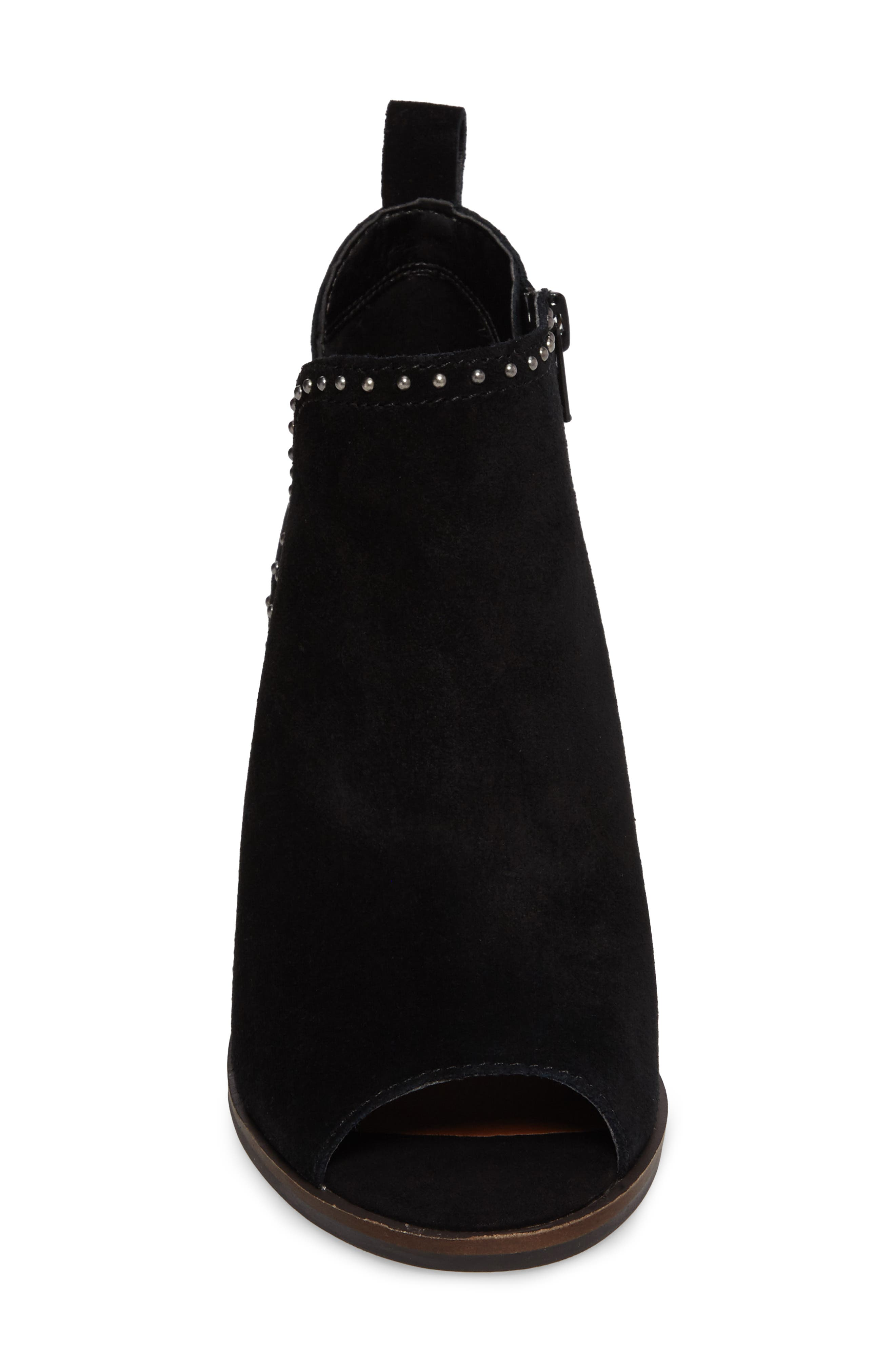 Lotisha Studded Open Toe Bootie,                             Alternate thumbnail 13, color,