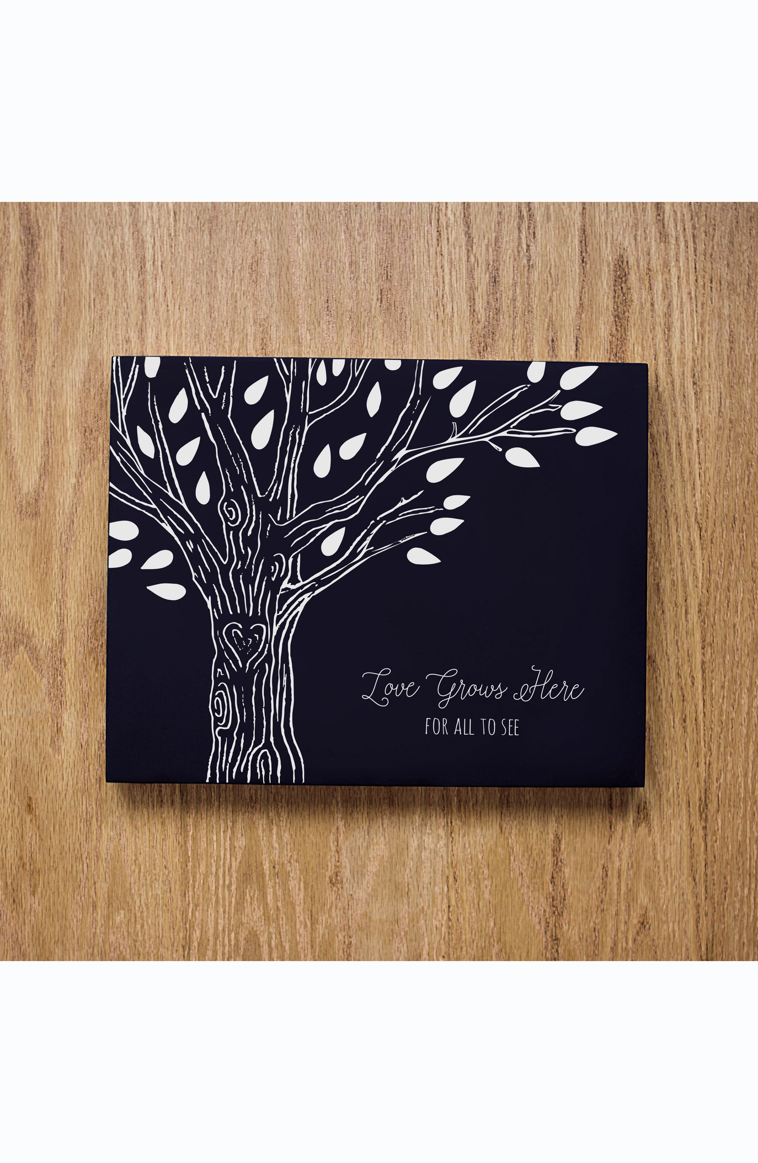 CATHY'S CONCEPTS,                             Family Tree Chalkboard,                             Alternate thumbnail 8, color,                             001