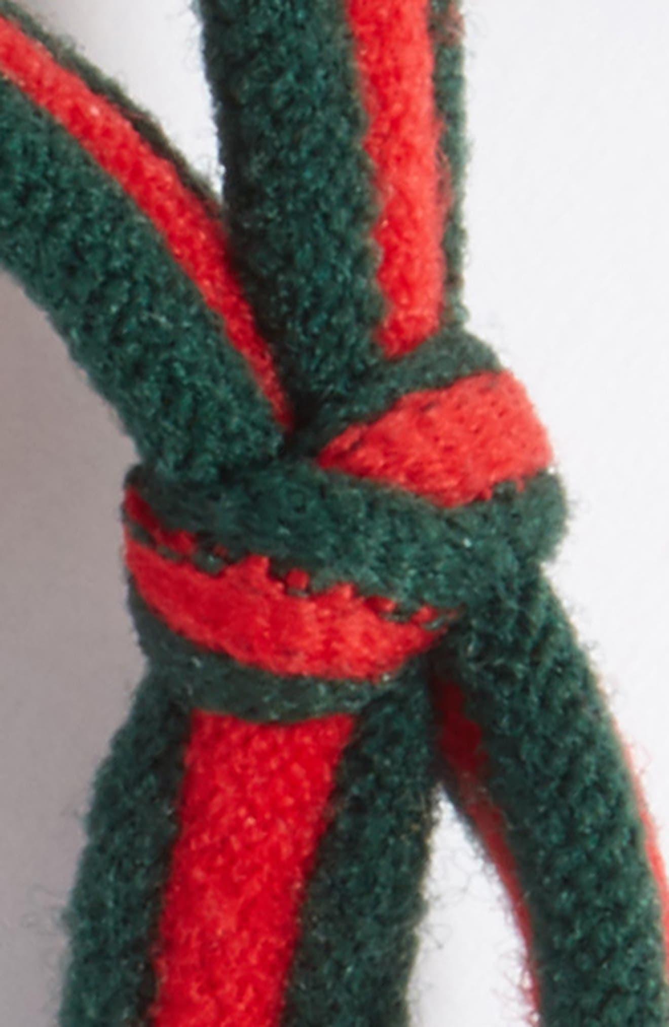 2-Pack Ribbon & Imitation Pearl Ponytail Holders,                             Alternate thumbnail 2, color,
