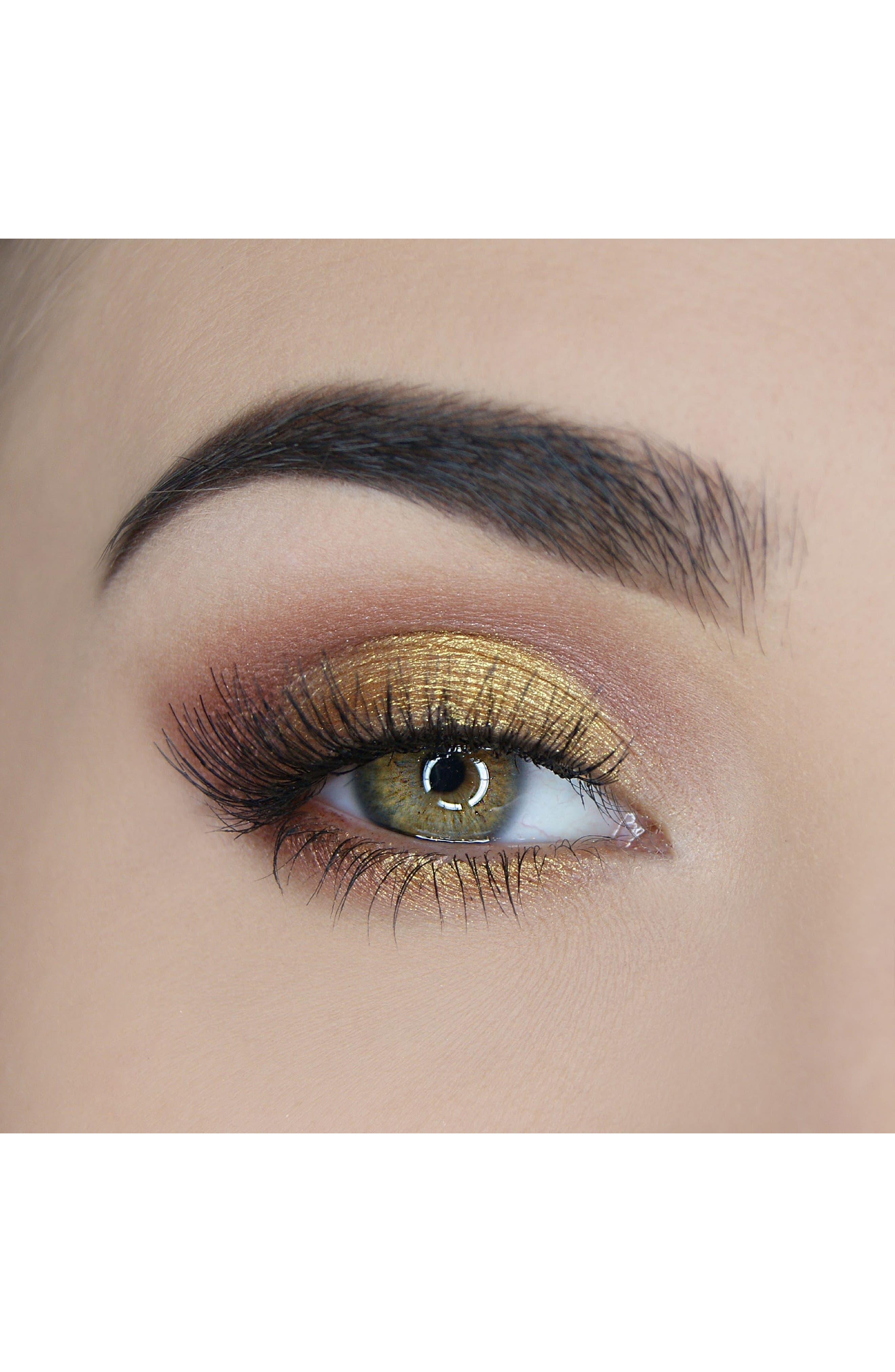 Chocolate Gold Eyeshadow Palette,                             Alternate thumbnail 6, color,                             NO COLOR