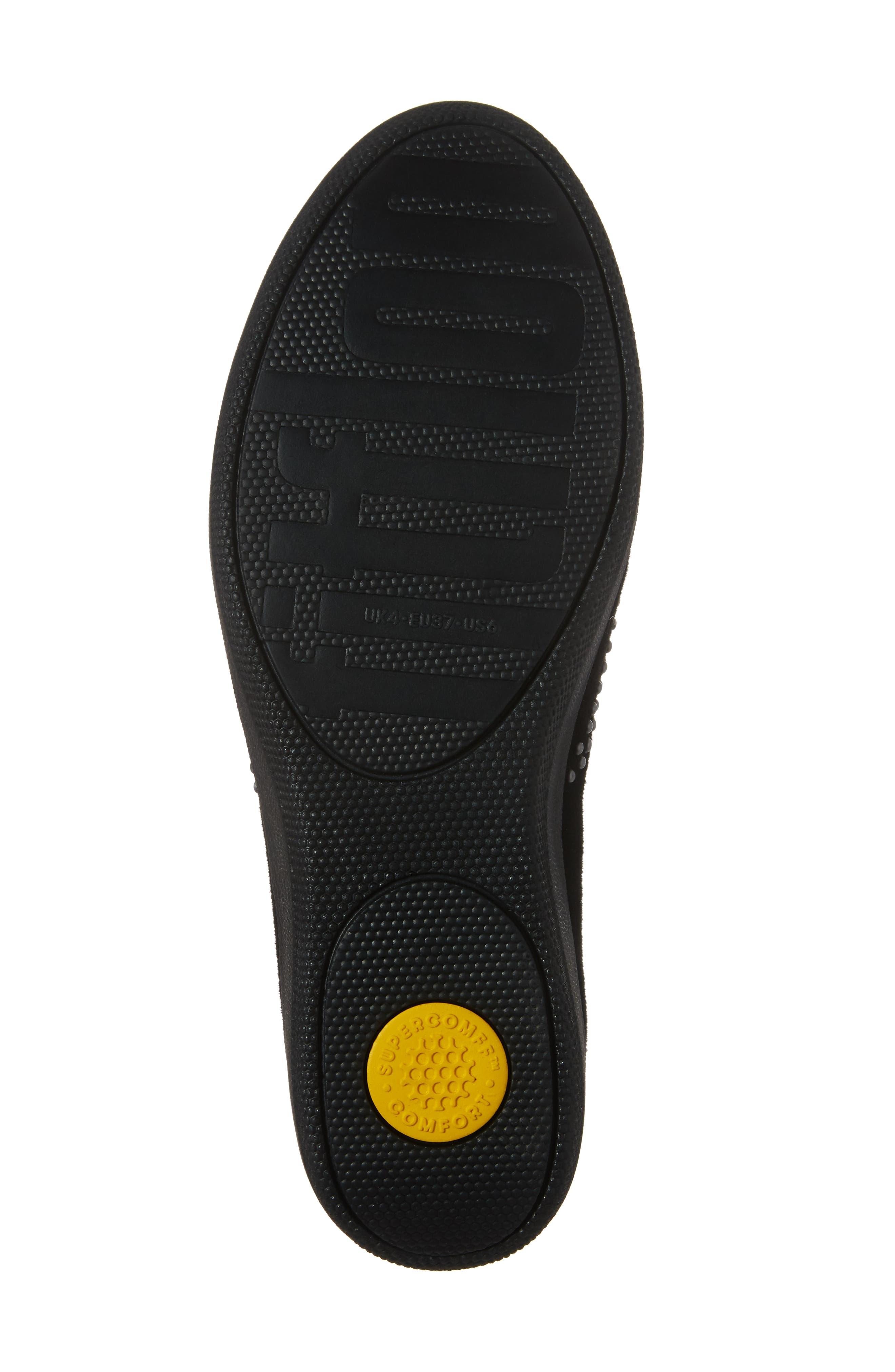 Superskate Studded Wedge Loafer,                             Alternate thumbnail 12, color,