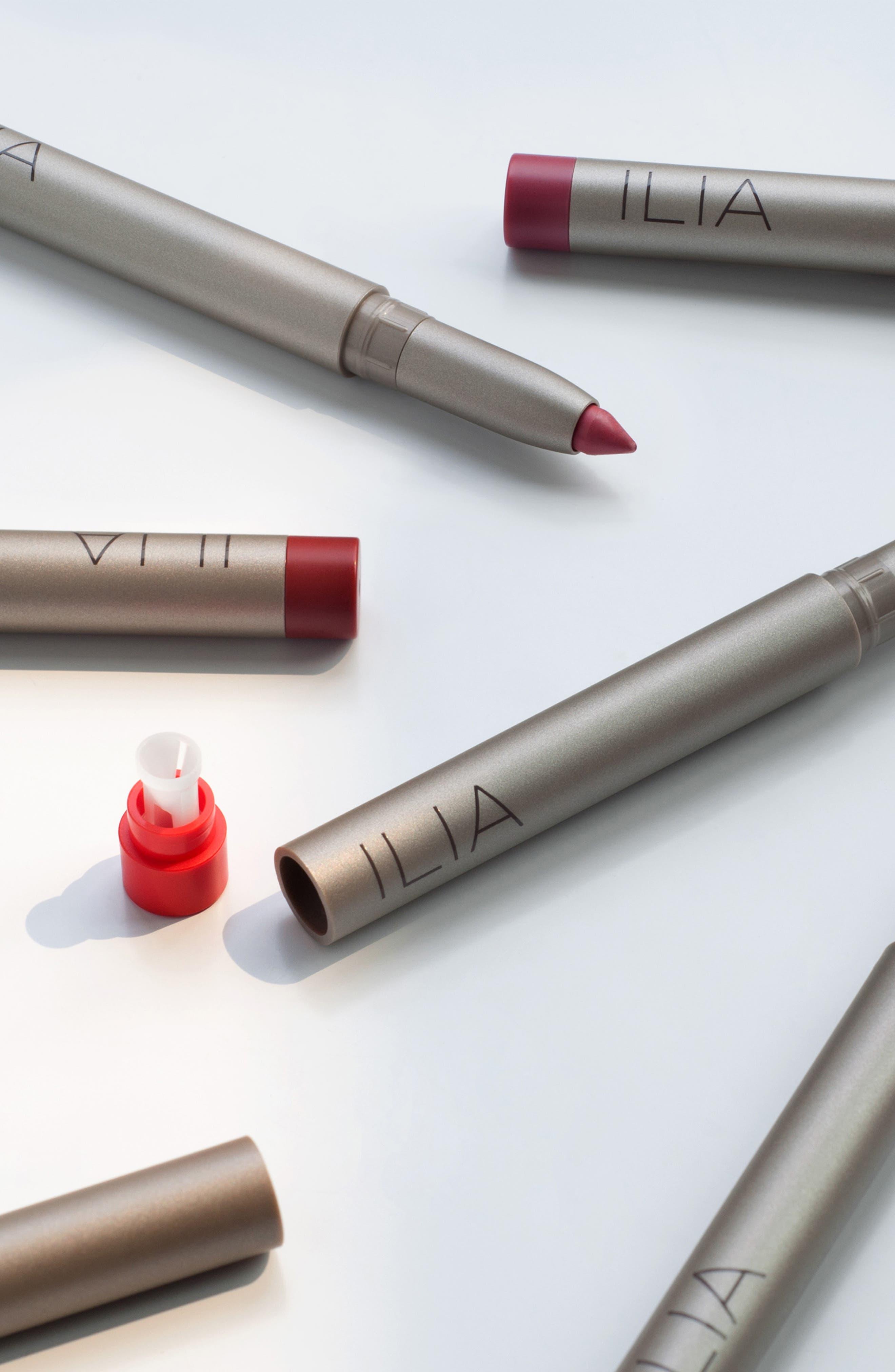 SPACE.NK.apothecary ILIA Lipstick Crayon,                             Alternate thumbnail 6, color,                             6- 99 RED BALLOONS