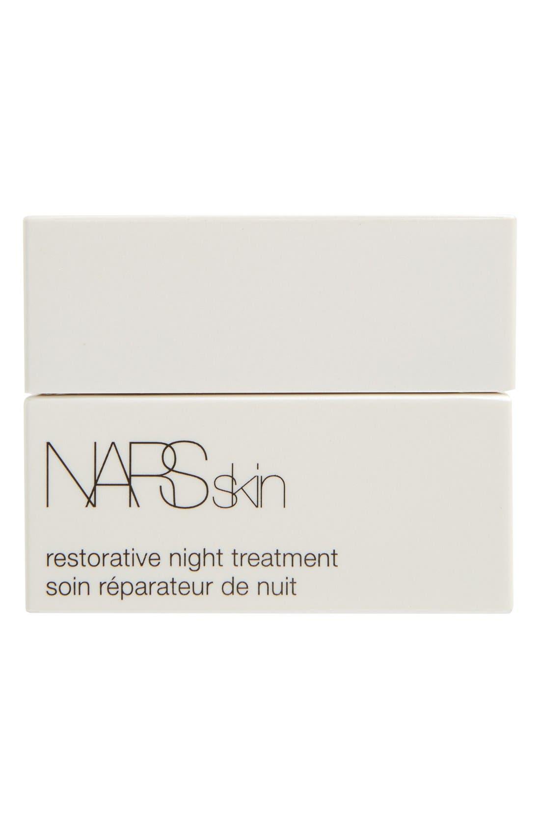 NARS Skin Restorative Night Treatment, Main, color, NO COLOR