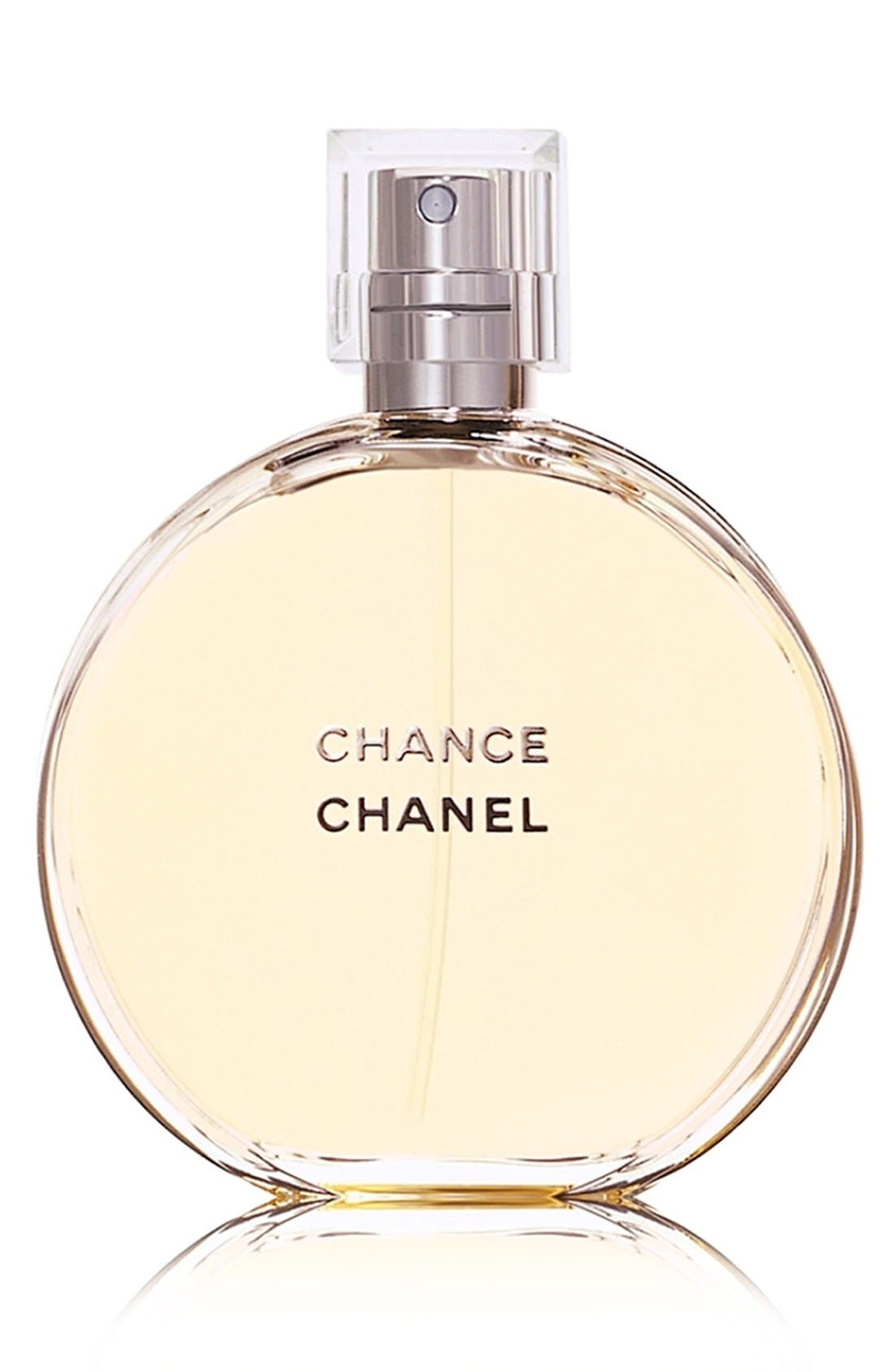 CHANCE<br />Eau De Toilette Spray,                         Main,                         color, NO COLOR