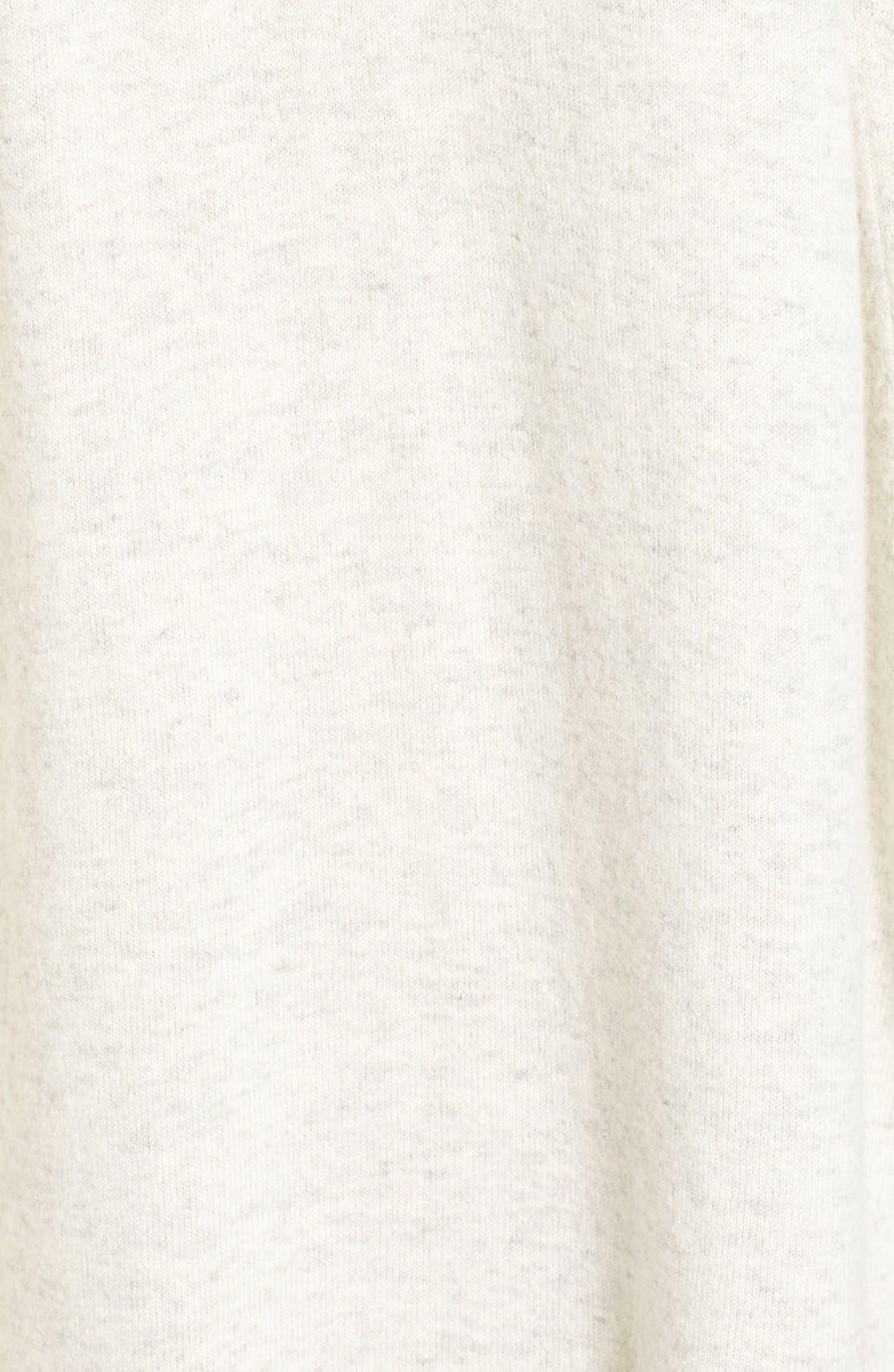 Oversize Short Sleeve Pullover,                             Alternate thumbnail 4, color,                             026
