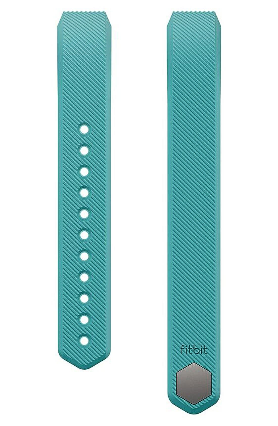 Alta Classic Fitness Watch Band,                             Main thumbnail 1, color,                             TEAL