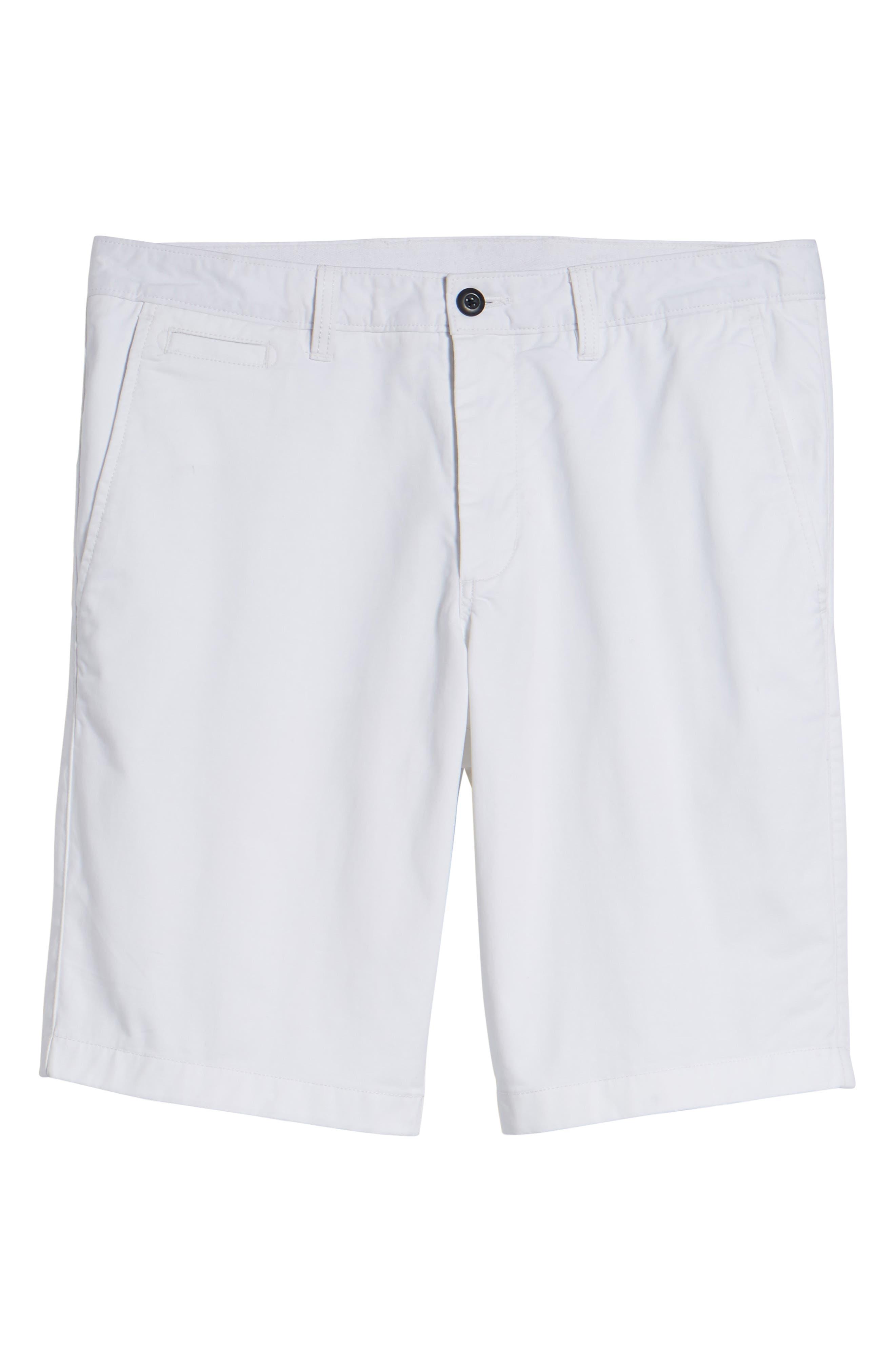 Ballard Slim Fit Stretch Chino 11-Inch Shorts,                             Alternate thumbnail 77, color,