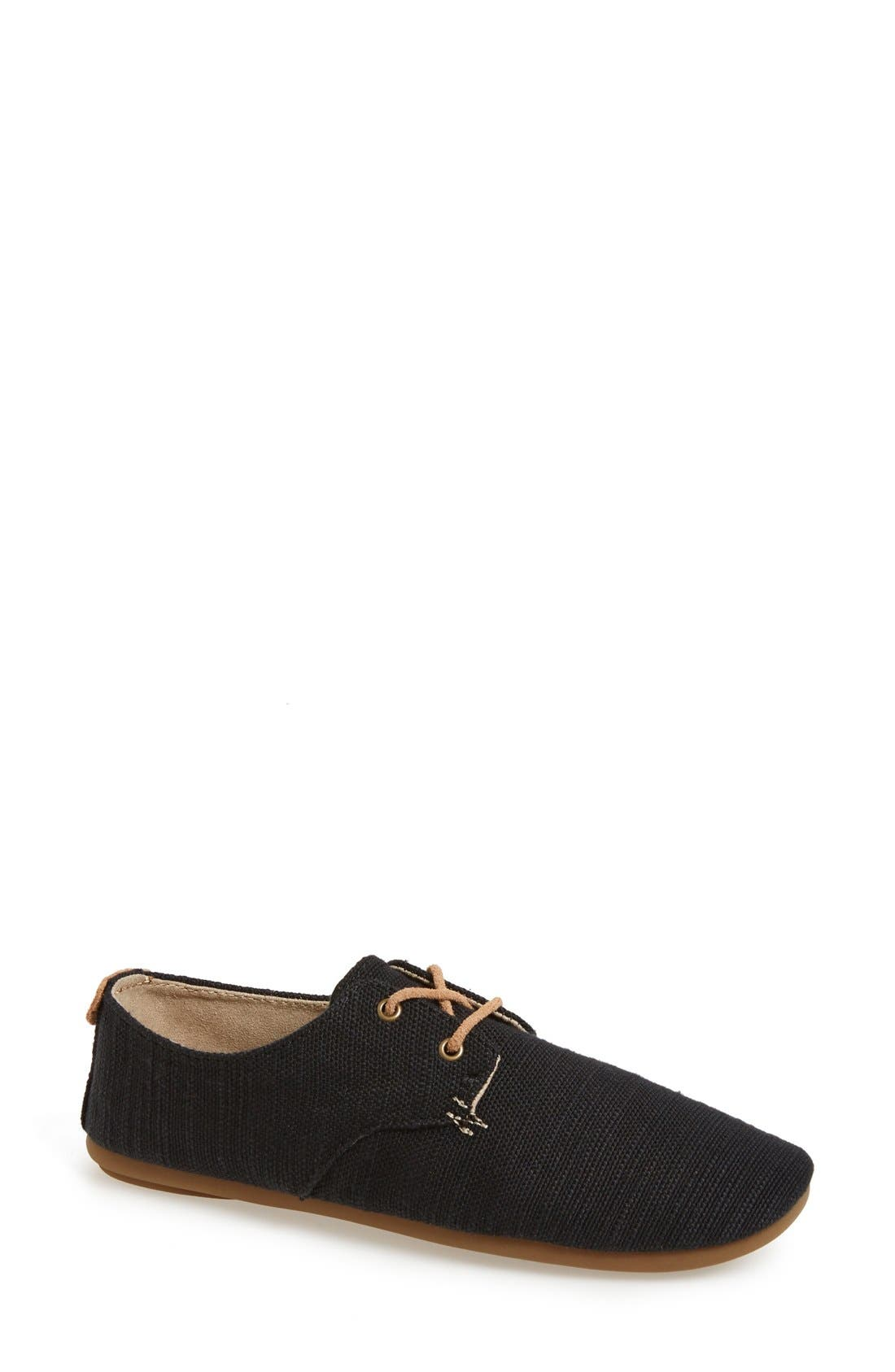 'Bianca' Oxford Flat,                         Main,                         color, 002