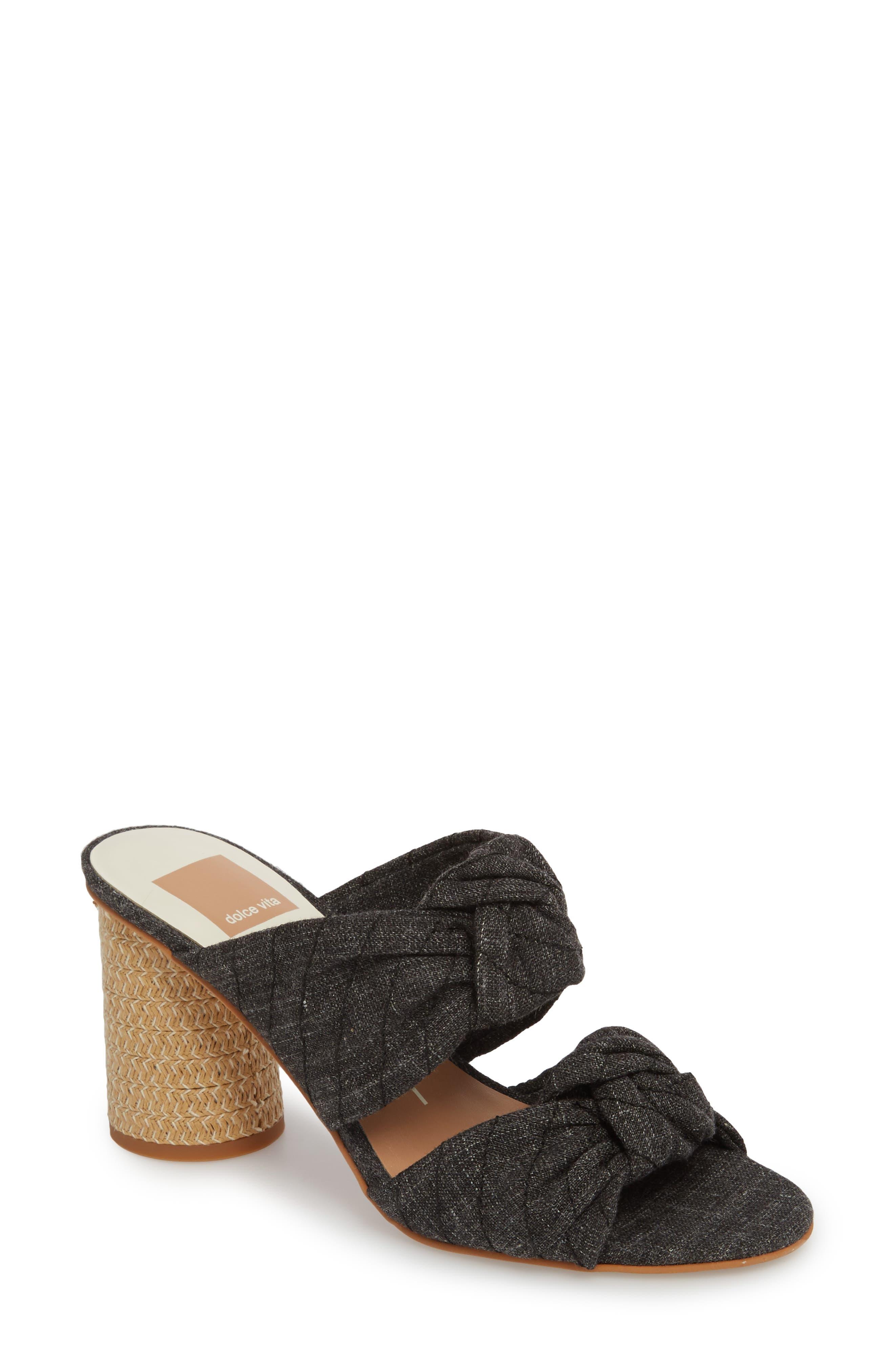 Jene Double Knot Sandal,                             Main thumbnail 1, color,