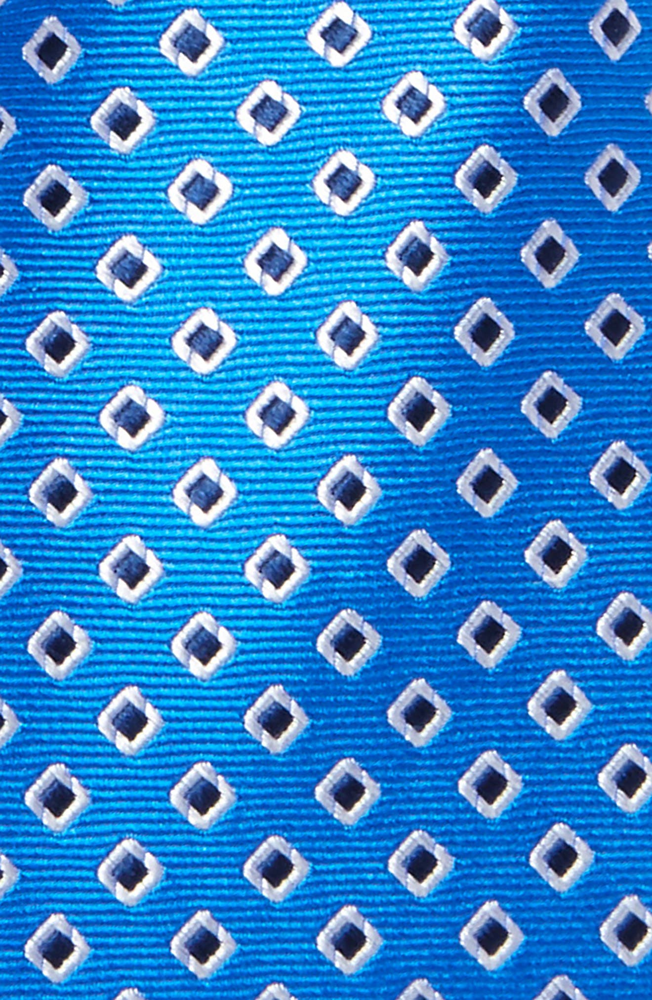 Medallion Silk Tie,                             Alternate thumbnail 12, color,