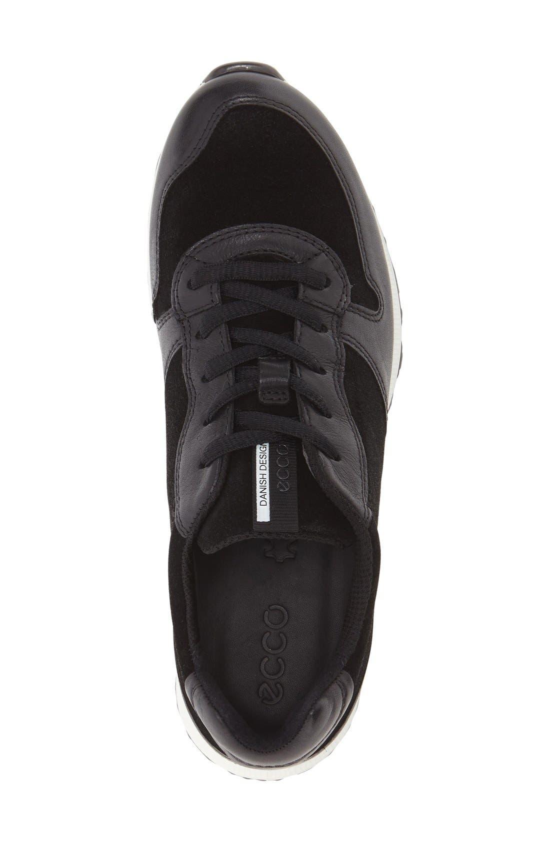 'Sneak' Sneaker,                             Alternate thumbnail 4, color,                             001