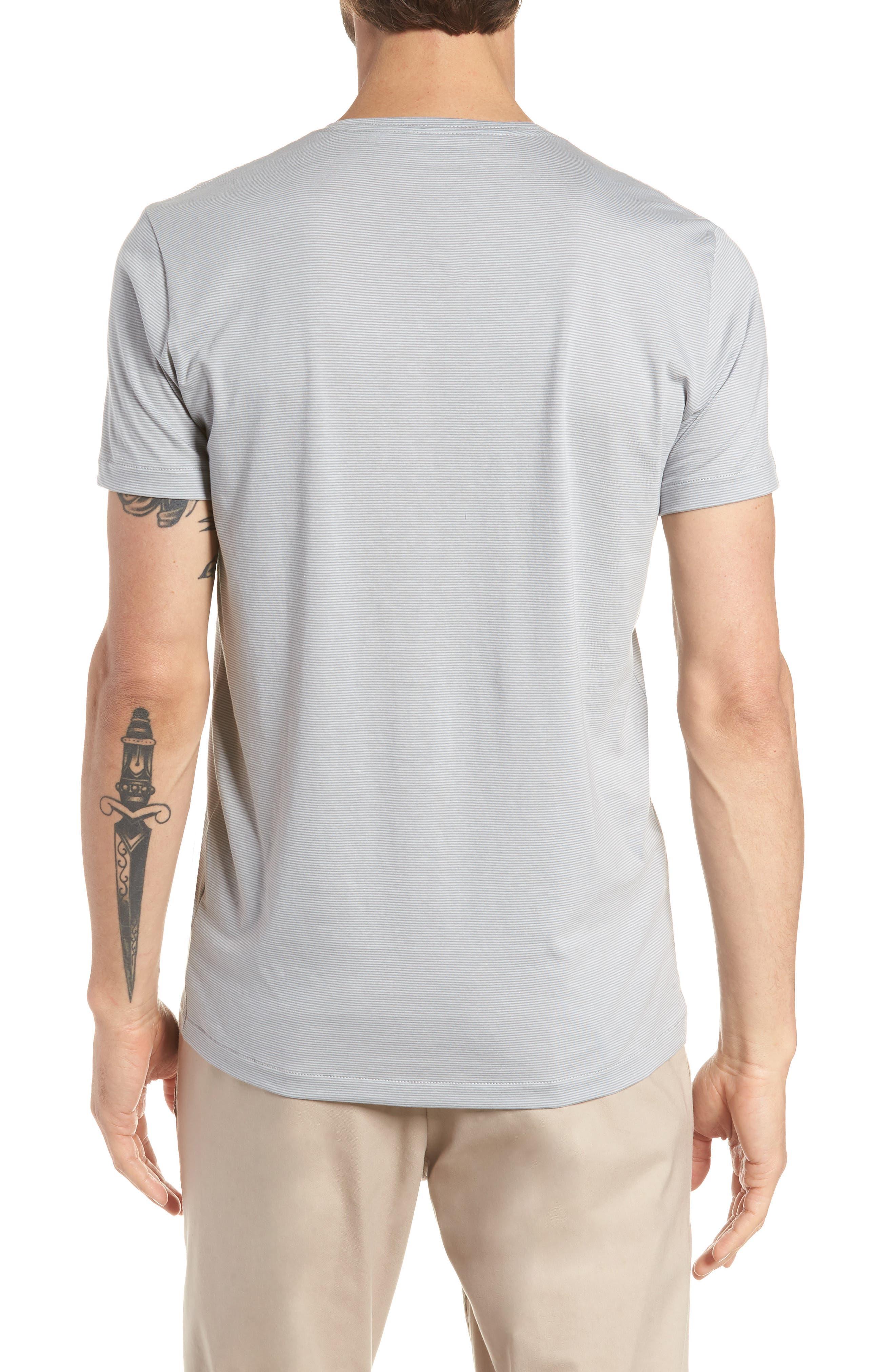 Refined Slim Fit T-Shirt,                             Alternate thumbnail 2, color,                             020