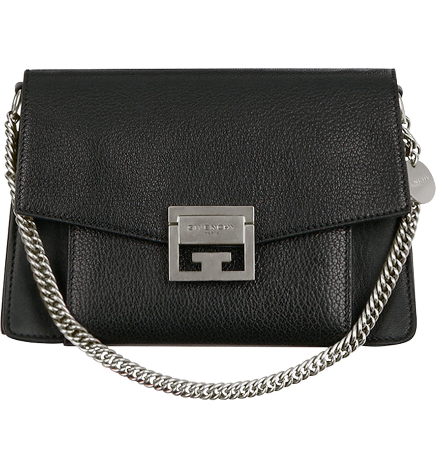 890f26c13345 Givenchy Small GV3 Leather Crossbody Bag