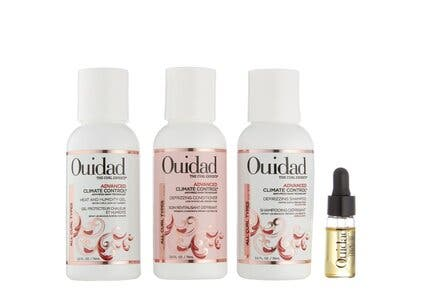 Ouidad gift with purchase.