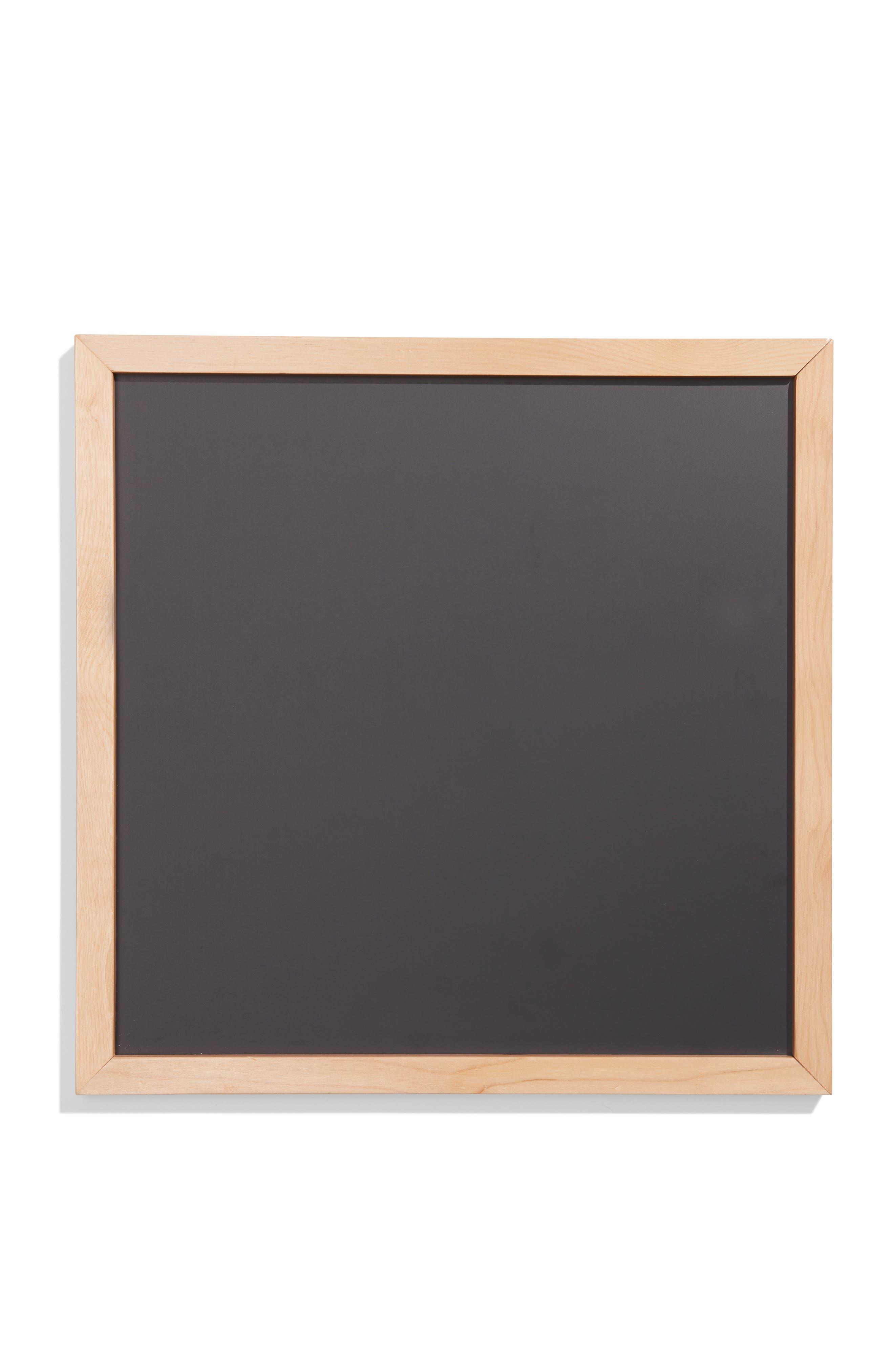Magnetic Chalkboard Slate,                             Alternate thumbnail 2, color,                             001
