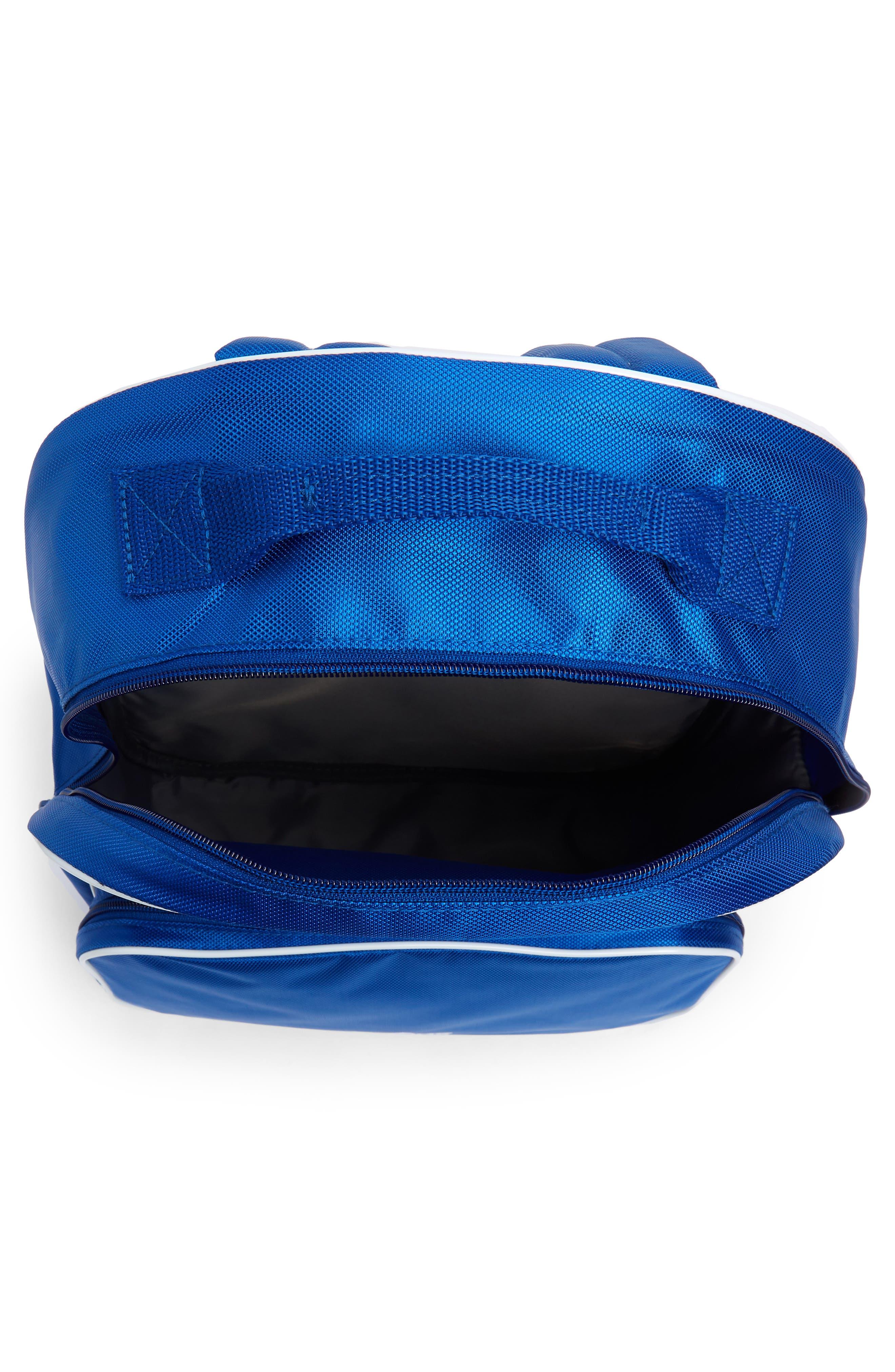 Originals Santiago Backpack,                             Alternate thumbnail 3, color,                             COLLEGIATE ROYAL BLUE