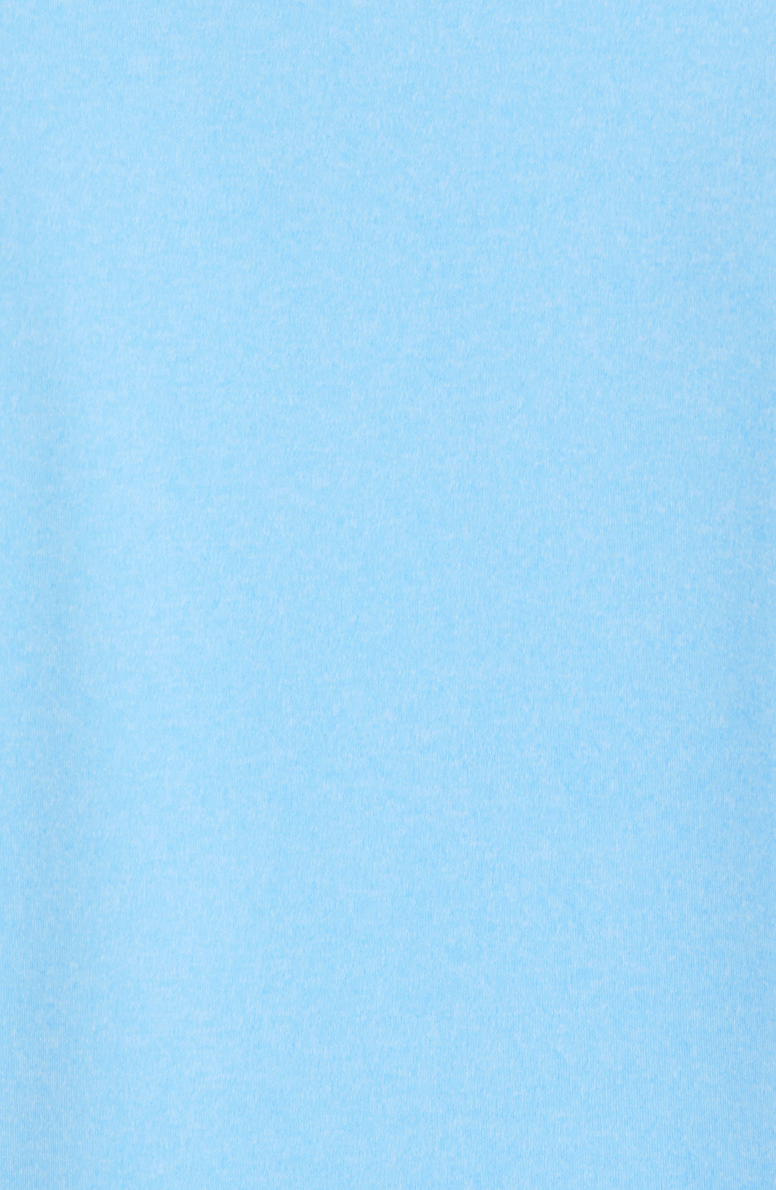 Slim Fit Active Polo,                             Alternate thumbnail 5, color,                             HACKETT BLUE