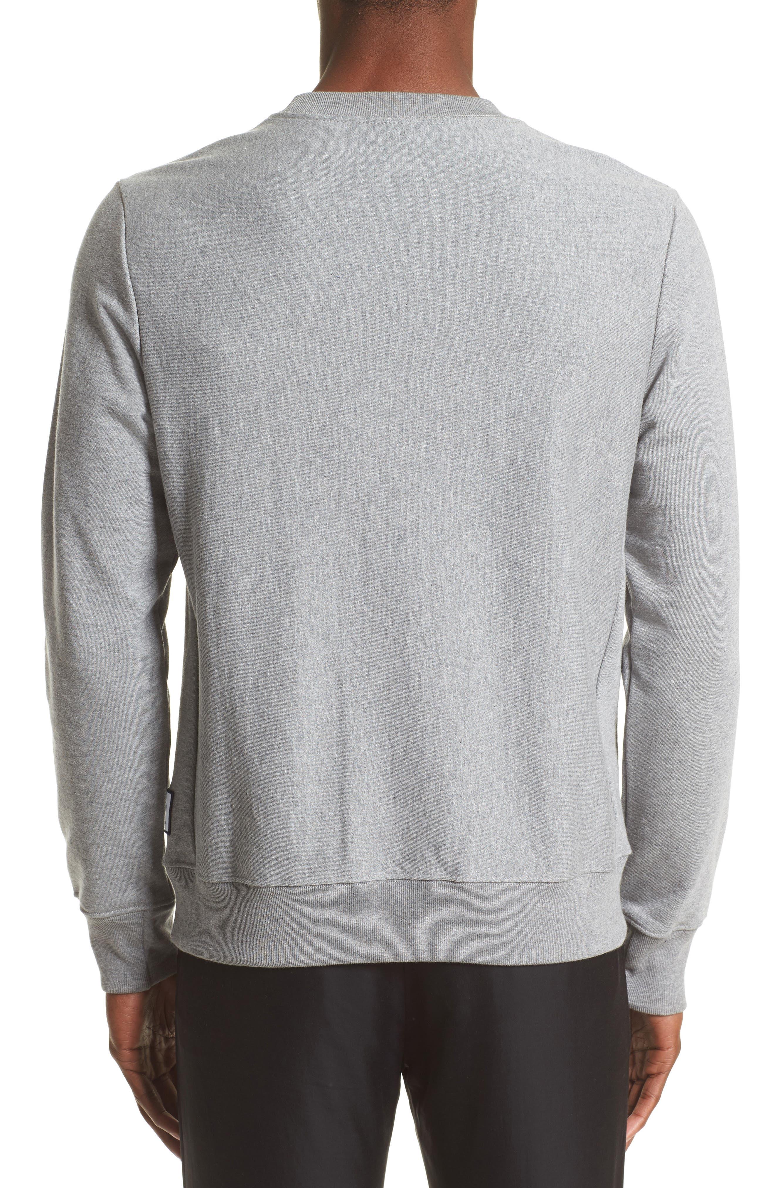 Classic Crewneck Sweatshirt,                             Alternate thumbnail 2, color,                             037