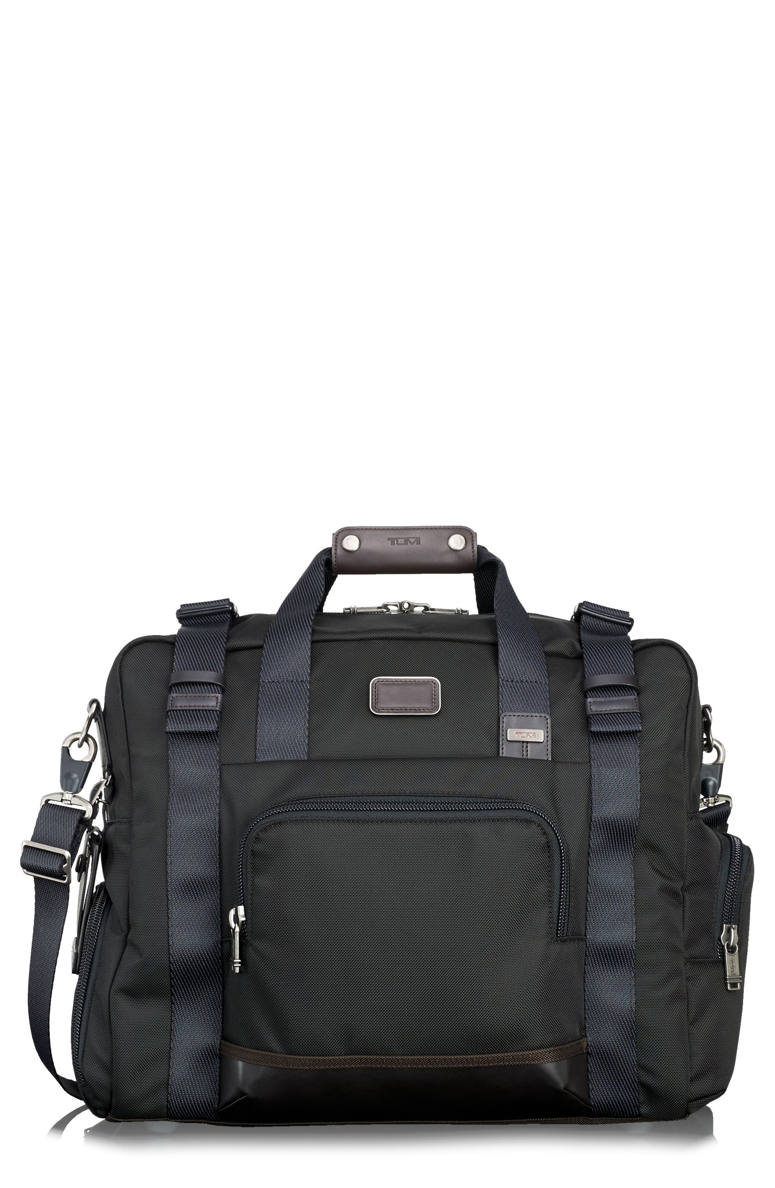 Alpha Bravo Buckner Duffel Bag,                             Main thumbnail 1, color,                             001