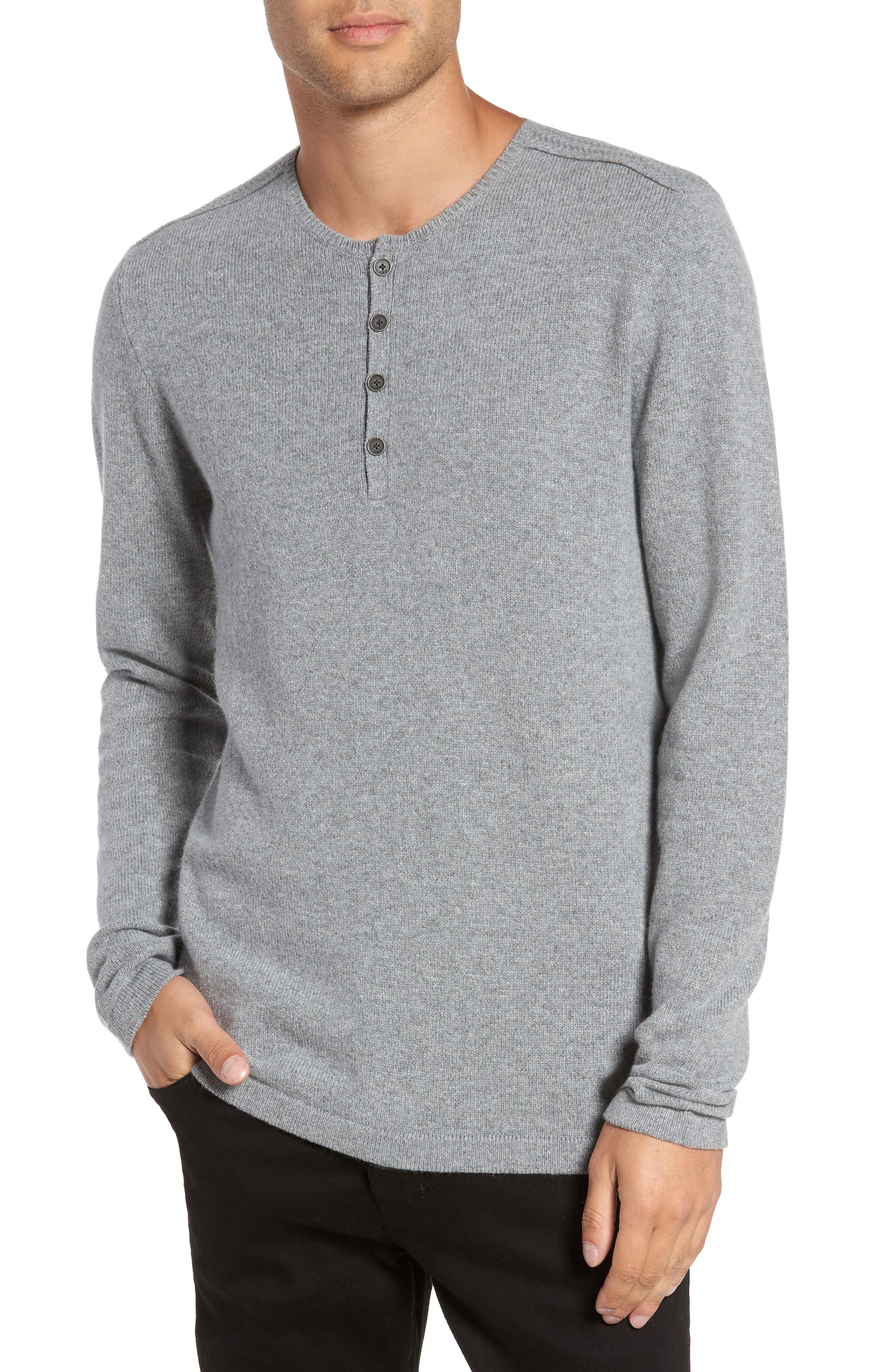 Henley Sweater,                         Main,                         color,